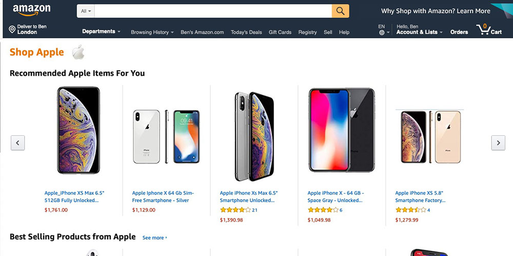 Independent Apple resellers will be hurt by Amazon deal, say reports