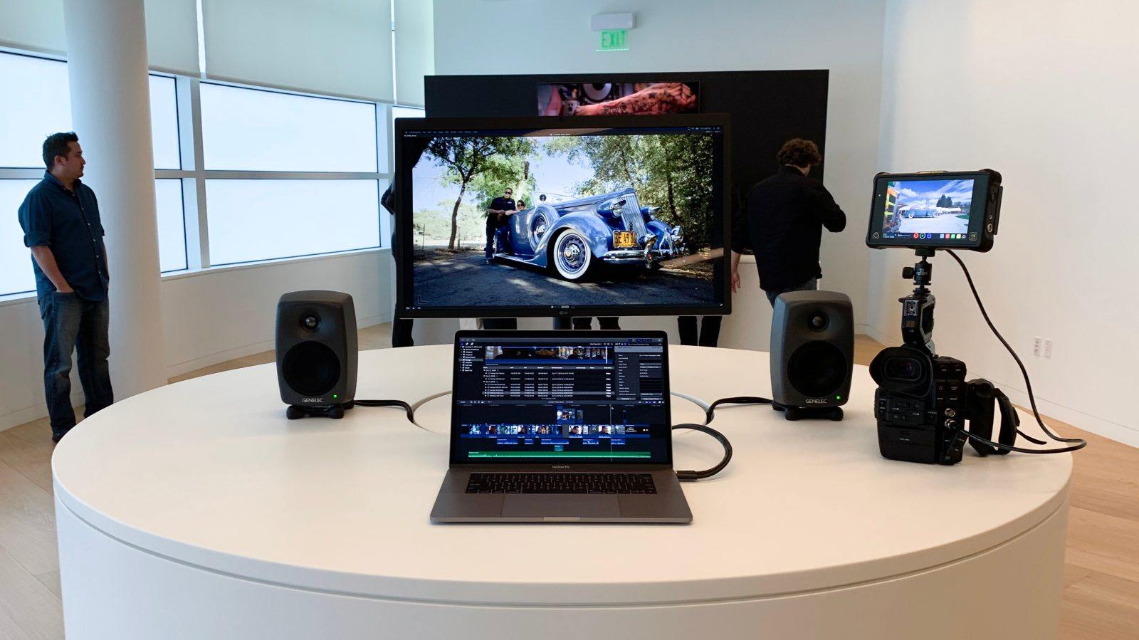 photo of Apple demos new Final Cut Pro updates and latest pro Mac hardware at FCPX Creative Summit image