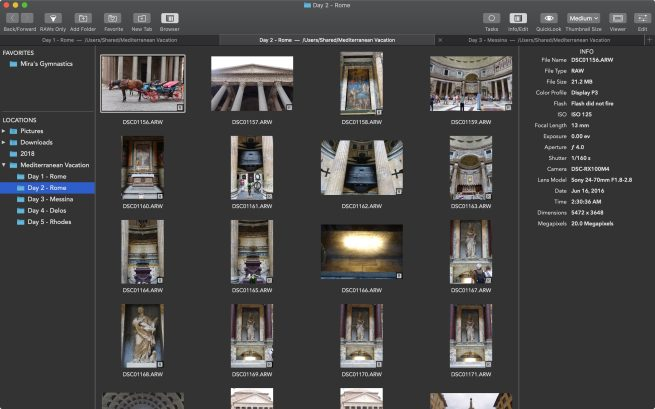 RAW Power 2 0 photo editor for iOS and Mac released with batch