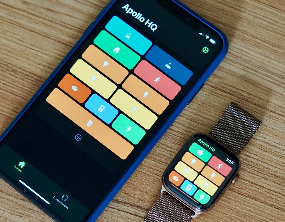 HomeKit Apple Watch