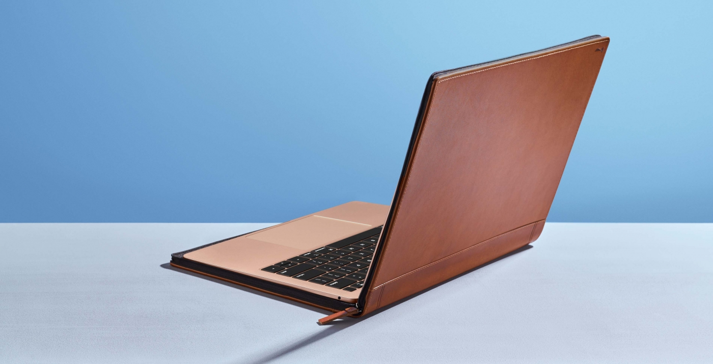 buy popular 0bb15 f9bff Twelve South Journal for MacBook Air and Pro launches as a luxury ...