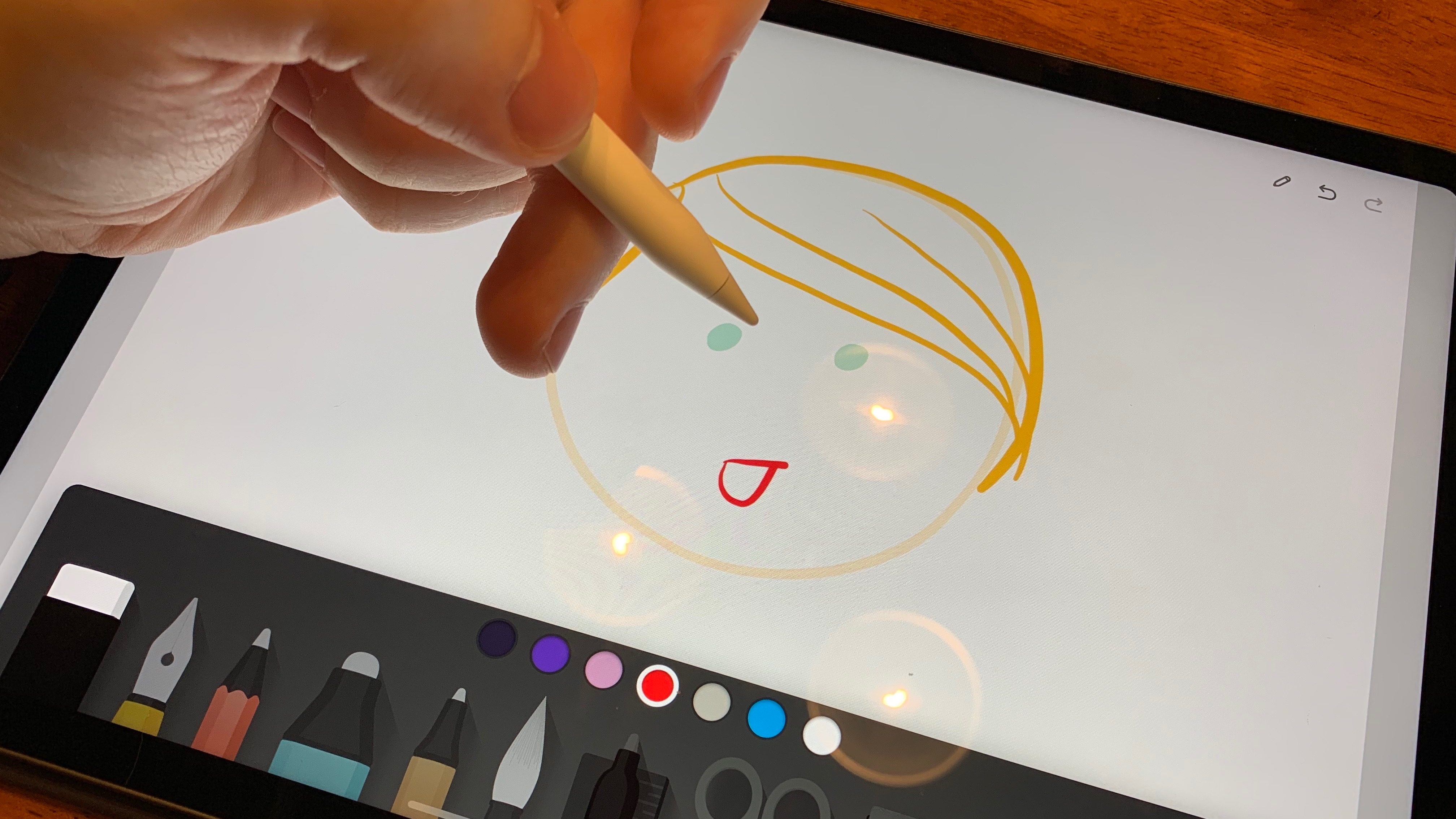 iPad sketching app 'Paper' updated with second-gen Apple Pencil support