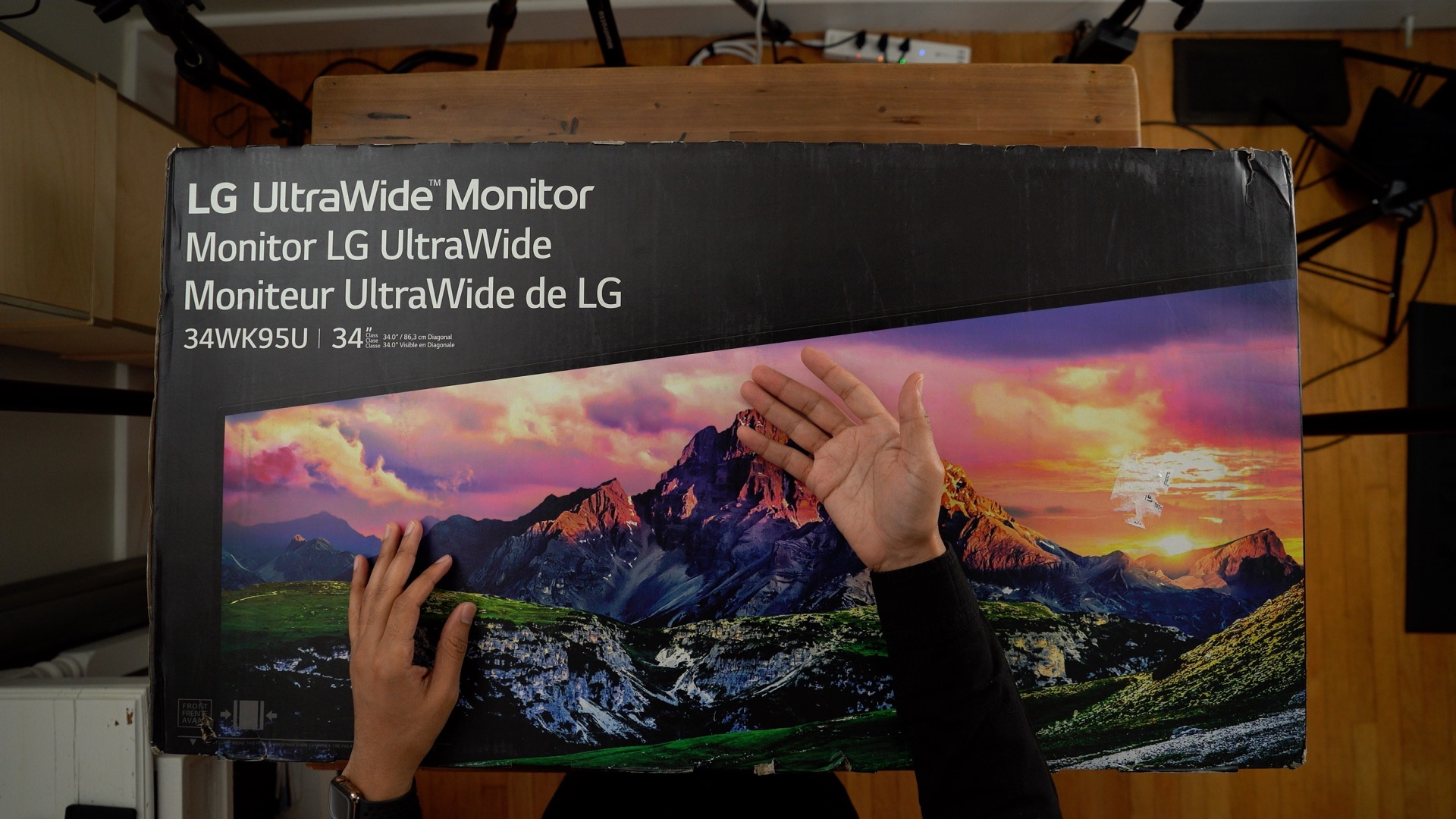 LG's highly anticipated Thunderbolt 3-enabled 5K UltraWide ...