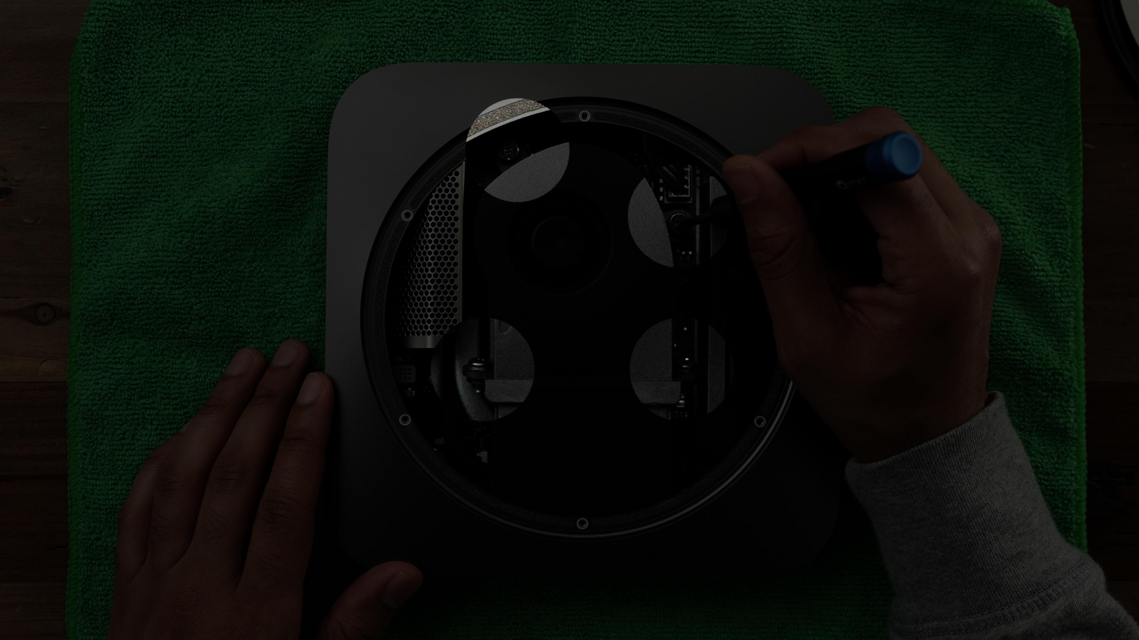 Upgrade mac mini ram