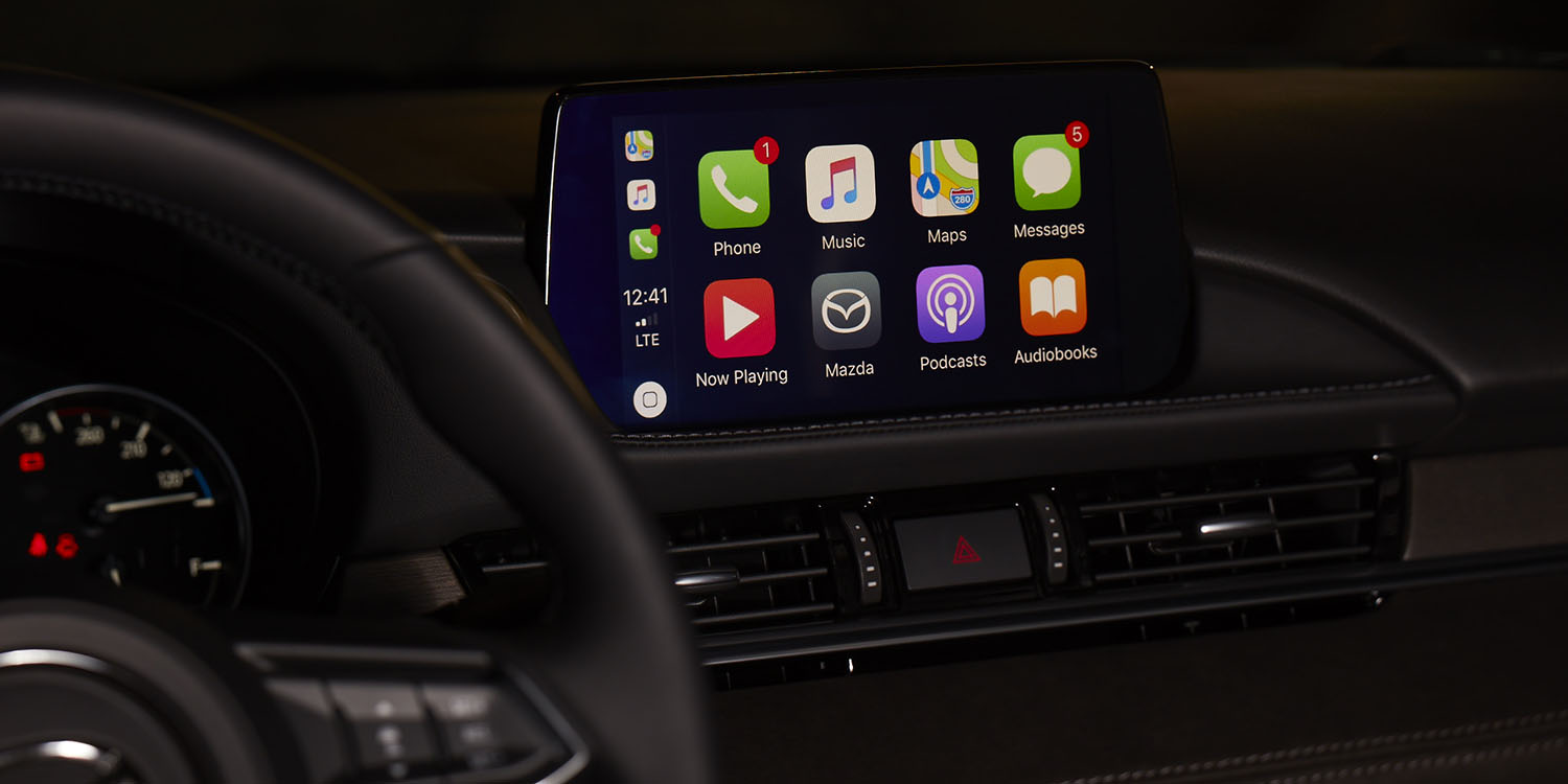 Mazda announces promised CarPlay retrofit option for some existing cars