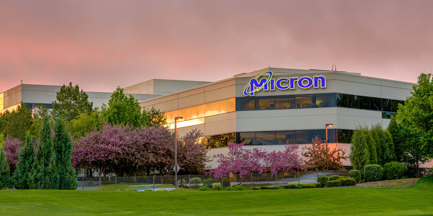 Slowing iPhone demand one factor in sliding share price for US chipmaker Micron