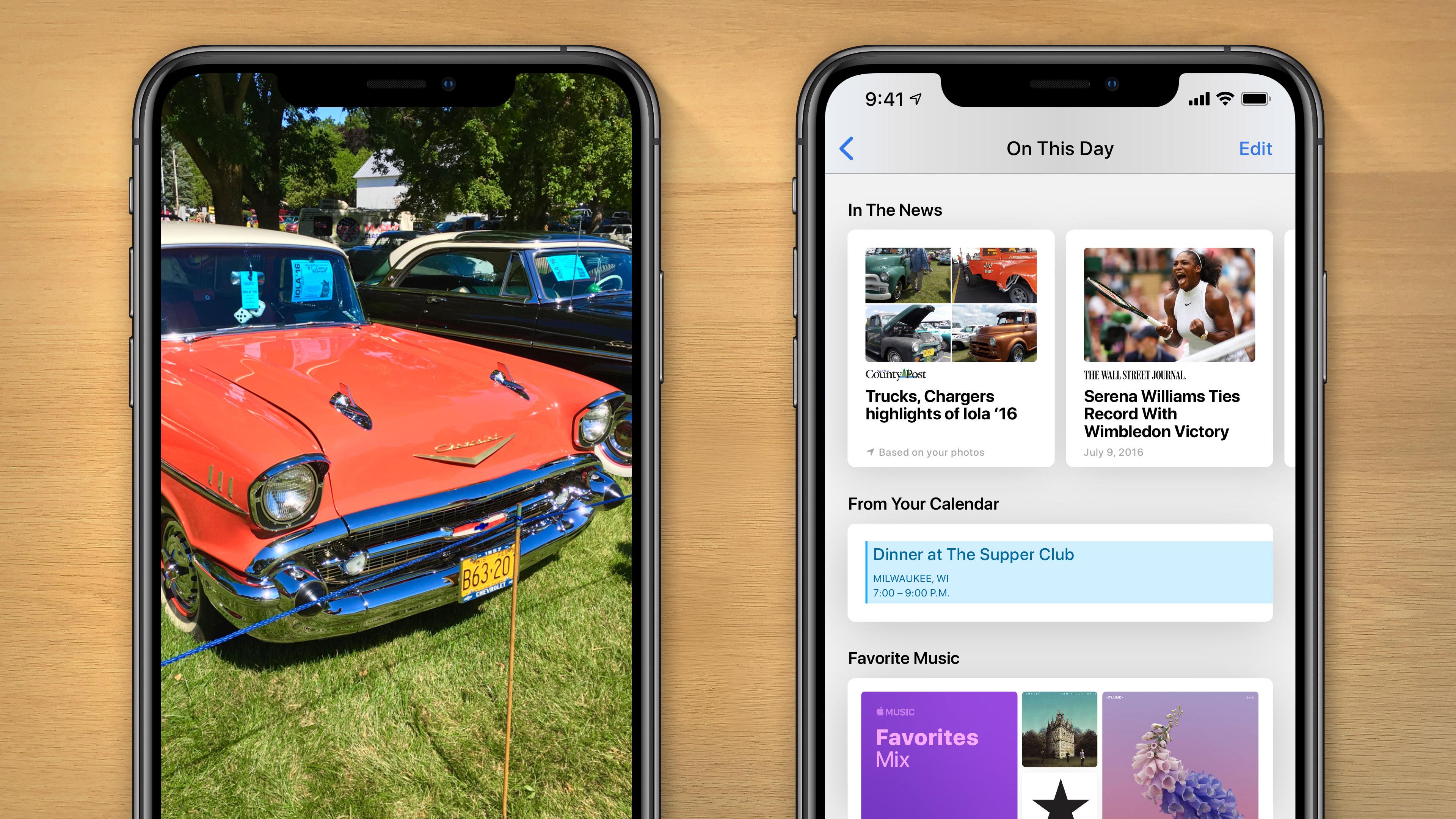Reimagining the Photos app