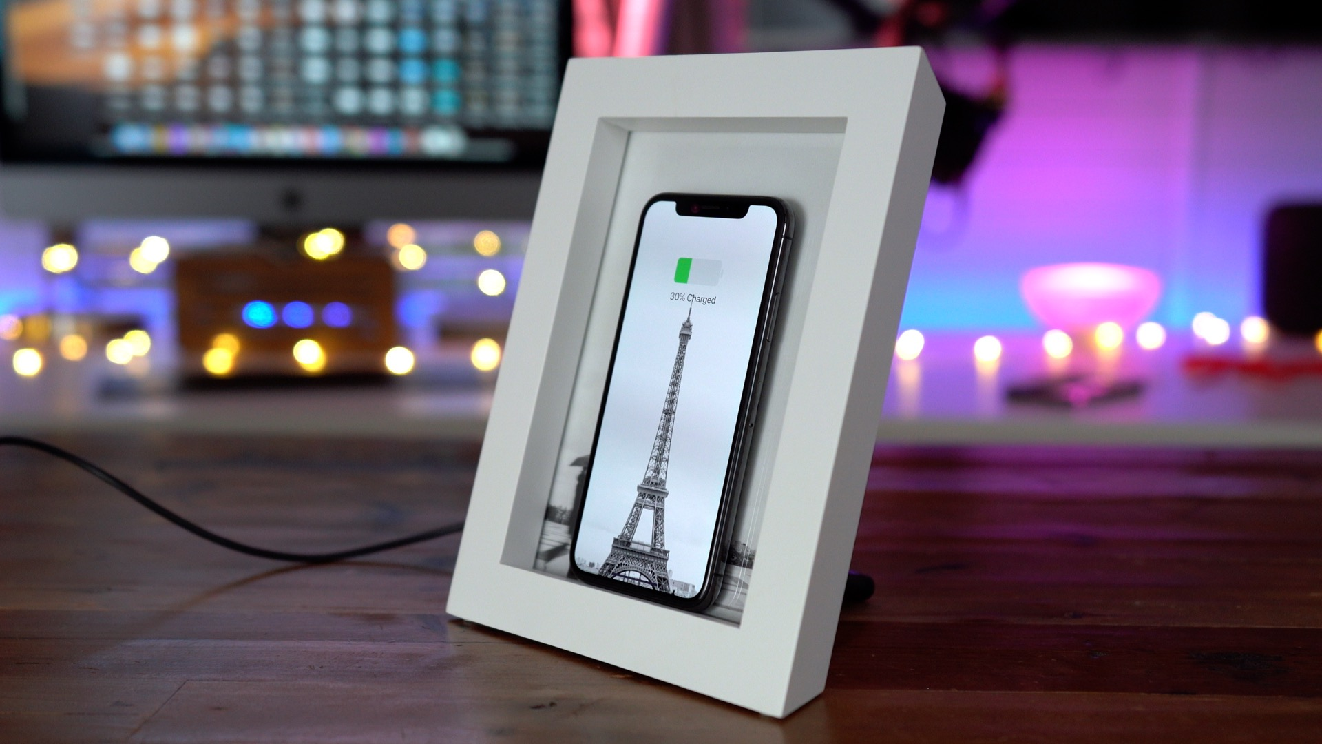 PowerPic Wireless Charger