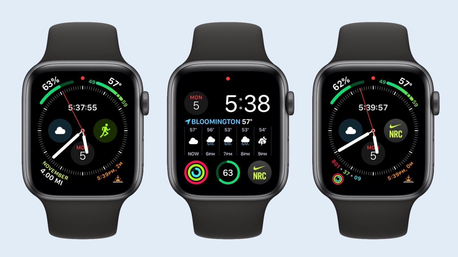 Nike+ Run Club update adds new Apple Watch complications, Siri Suggestions support