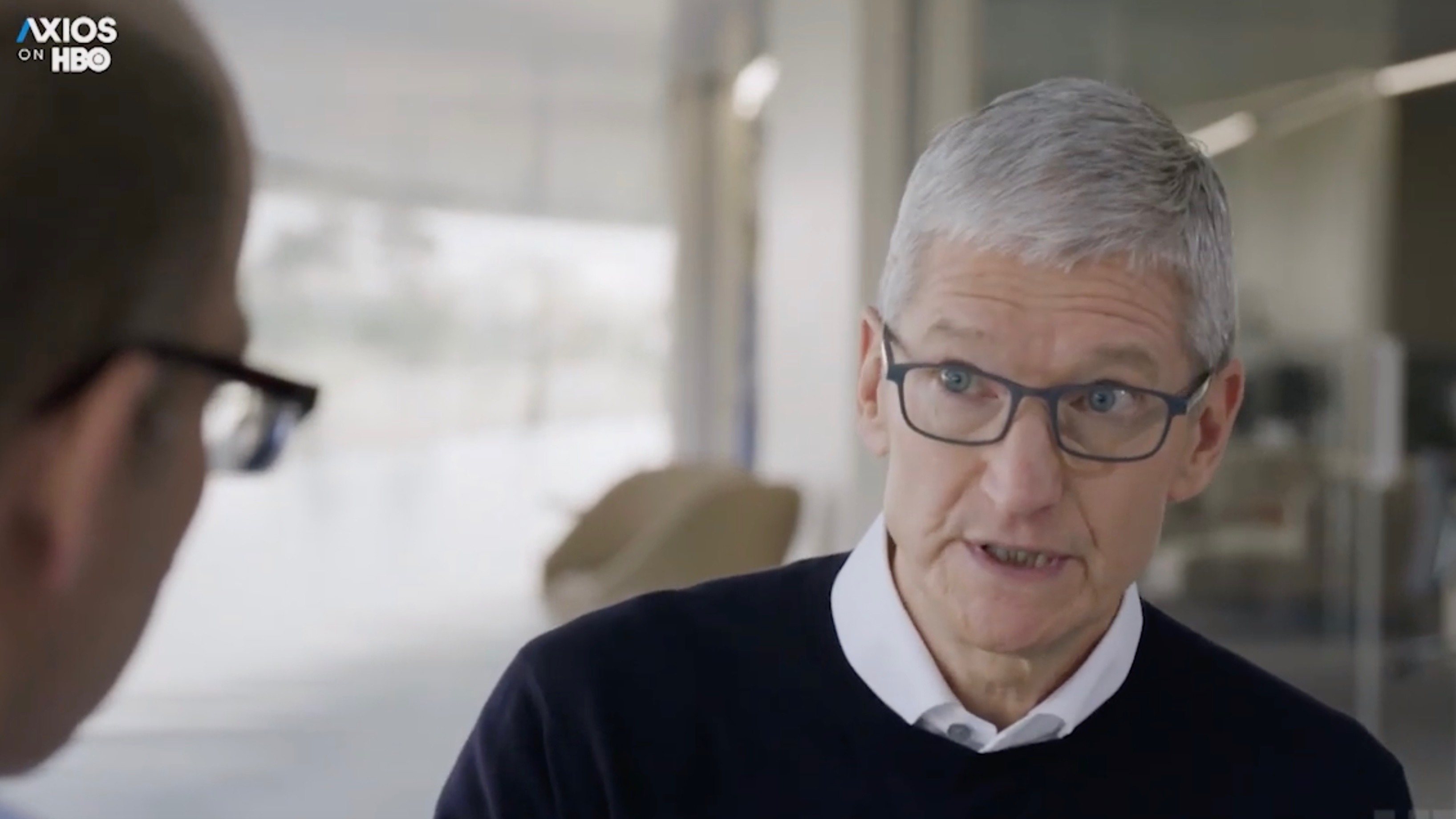 Tim Cook talks search deals w/ Google, privacy in tech, and his daily routine in HBO interview