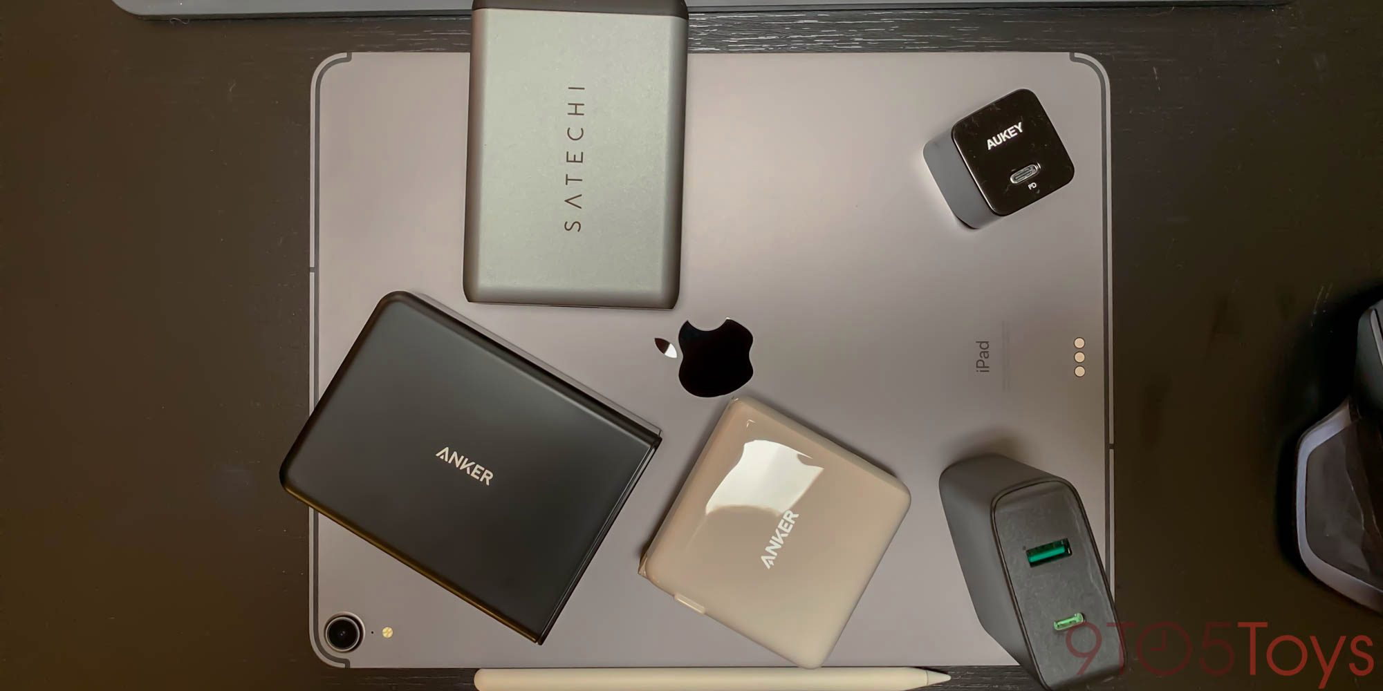 Top 5 third-party USB-C Power Delivery chargers for your new iPad Pro from $15