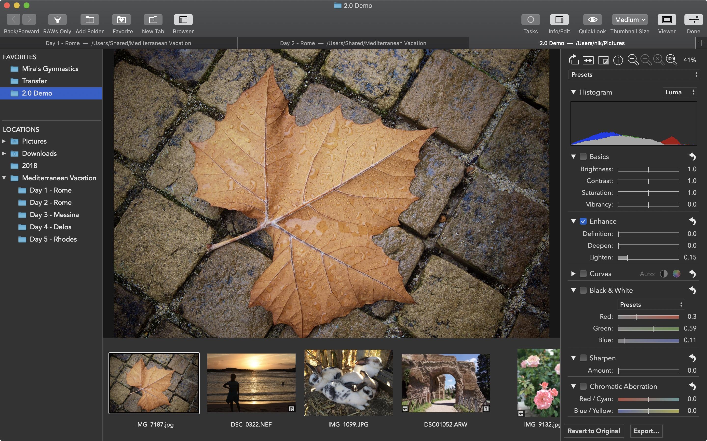 Raw Power 2.0, un editor de fotos brillante para macOS e iOS 3