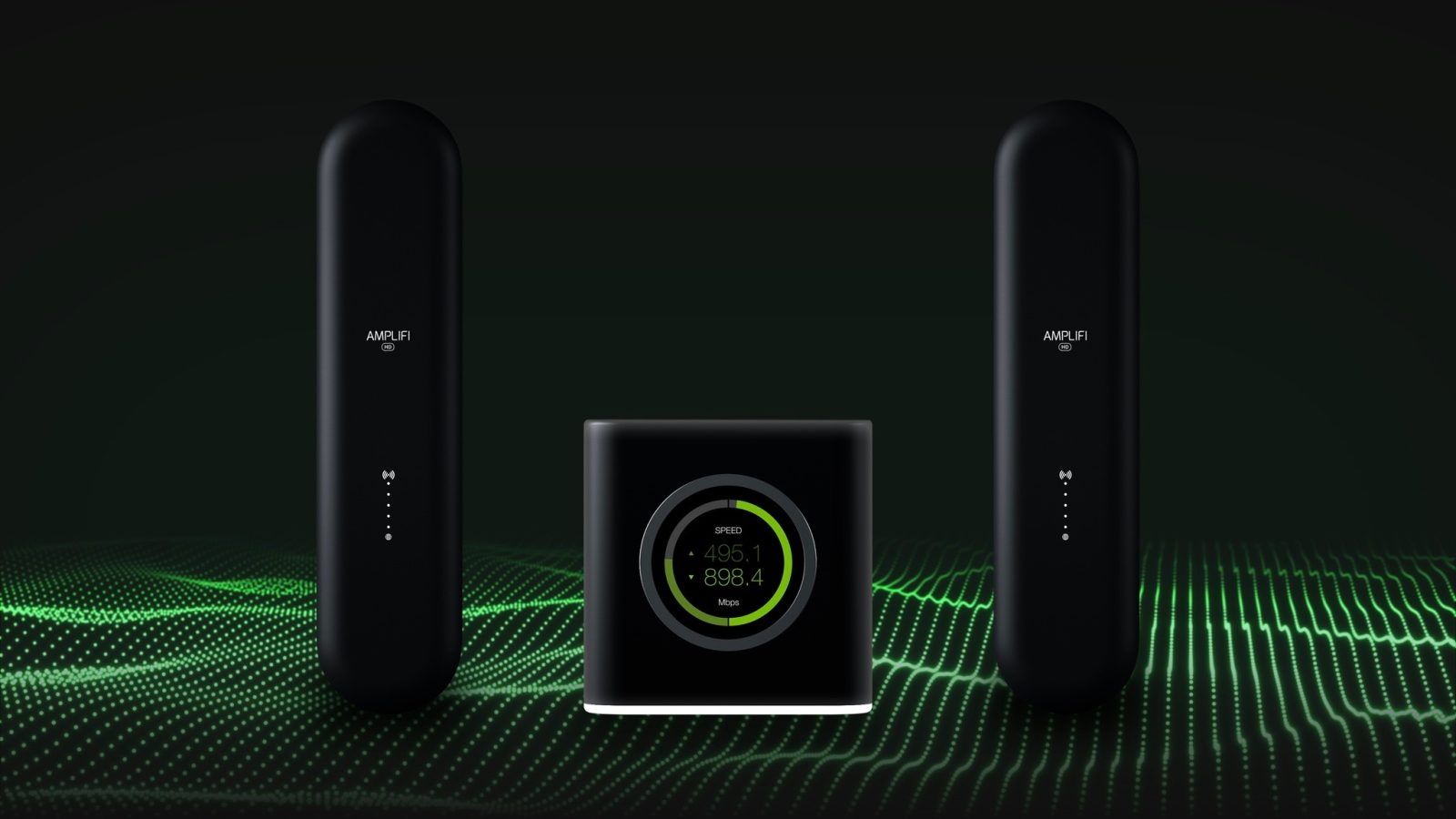 AmpliFi HD Gamer's Edition mesh router system arrives with NVIDIA