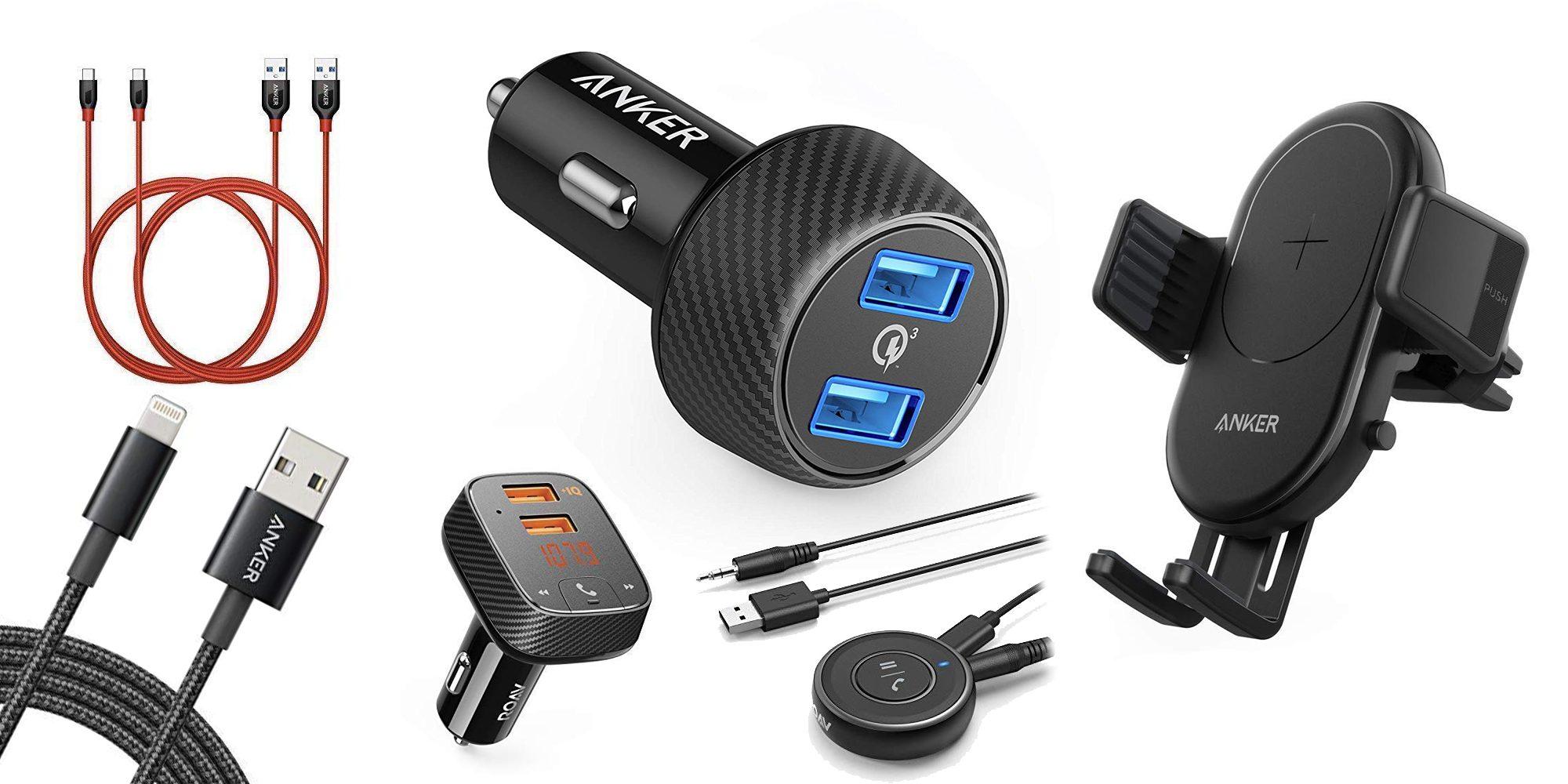9to5Toys Letzter Anruf: Nest Thermostat + Home Mini $ 195, Ankerzubehör ab $ 9, LG V30 + 128GB $ 400, mehr