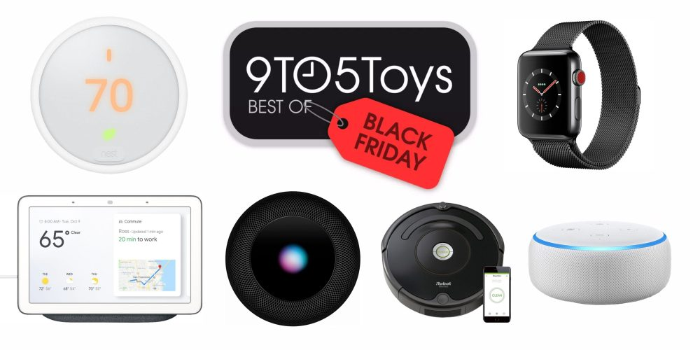 9to5Toys Lunch Break: Apple Watch Series 3 LTE $279, Twelve South Accessory Sale, DJI Drones from $339, more