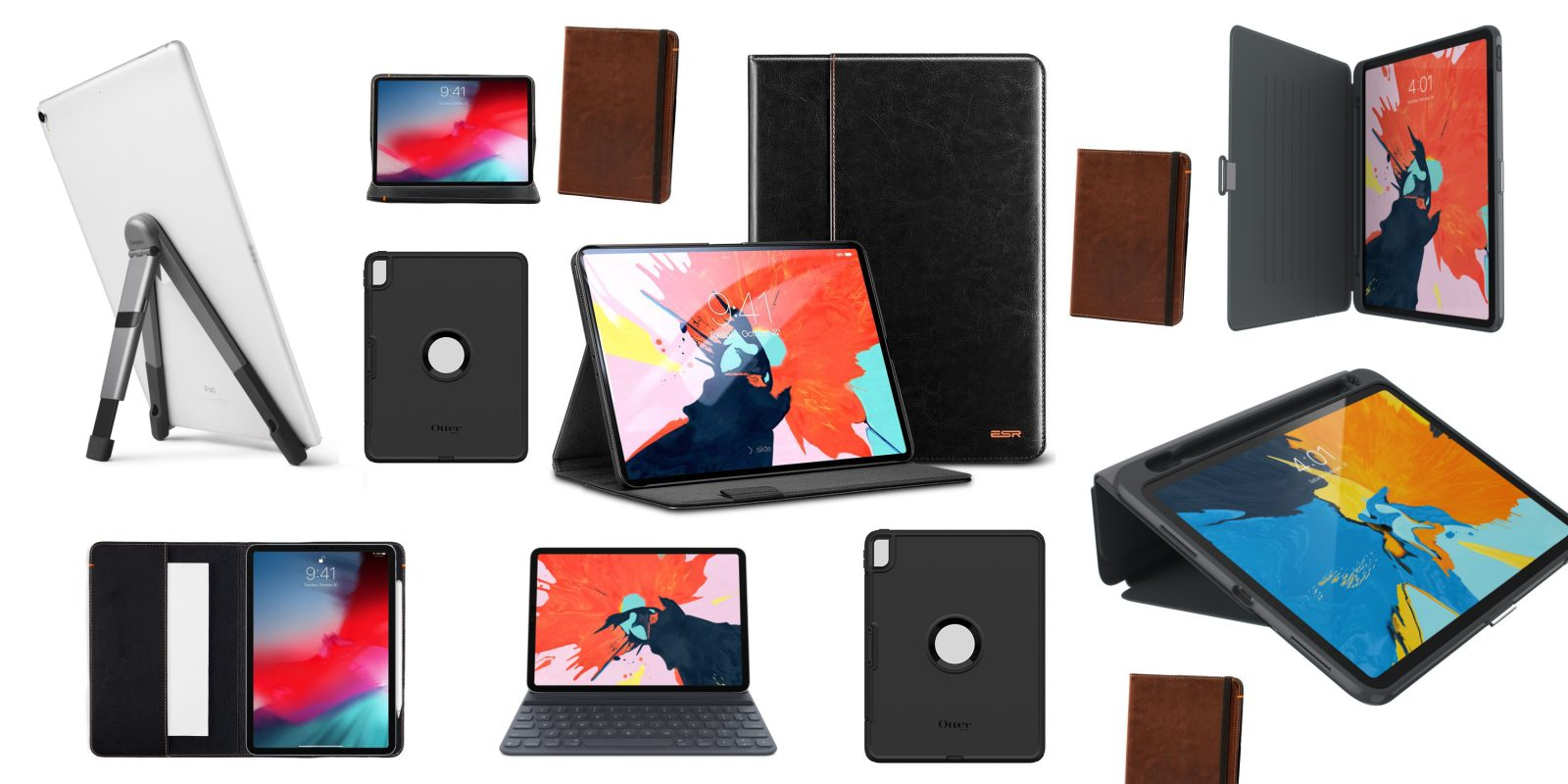 new style d4a81 fa6be Best new iPad Pro cases available now (11- & 12.9-inch) - 9to5Mac