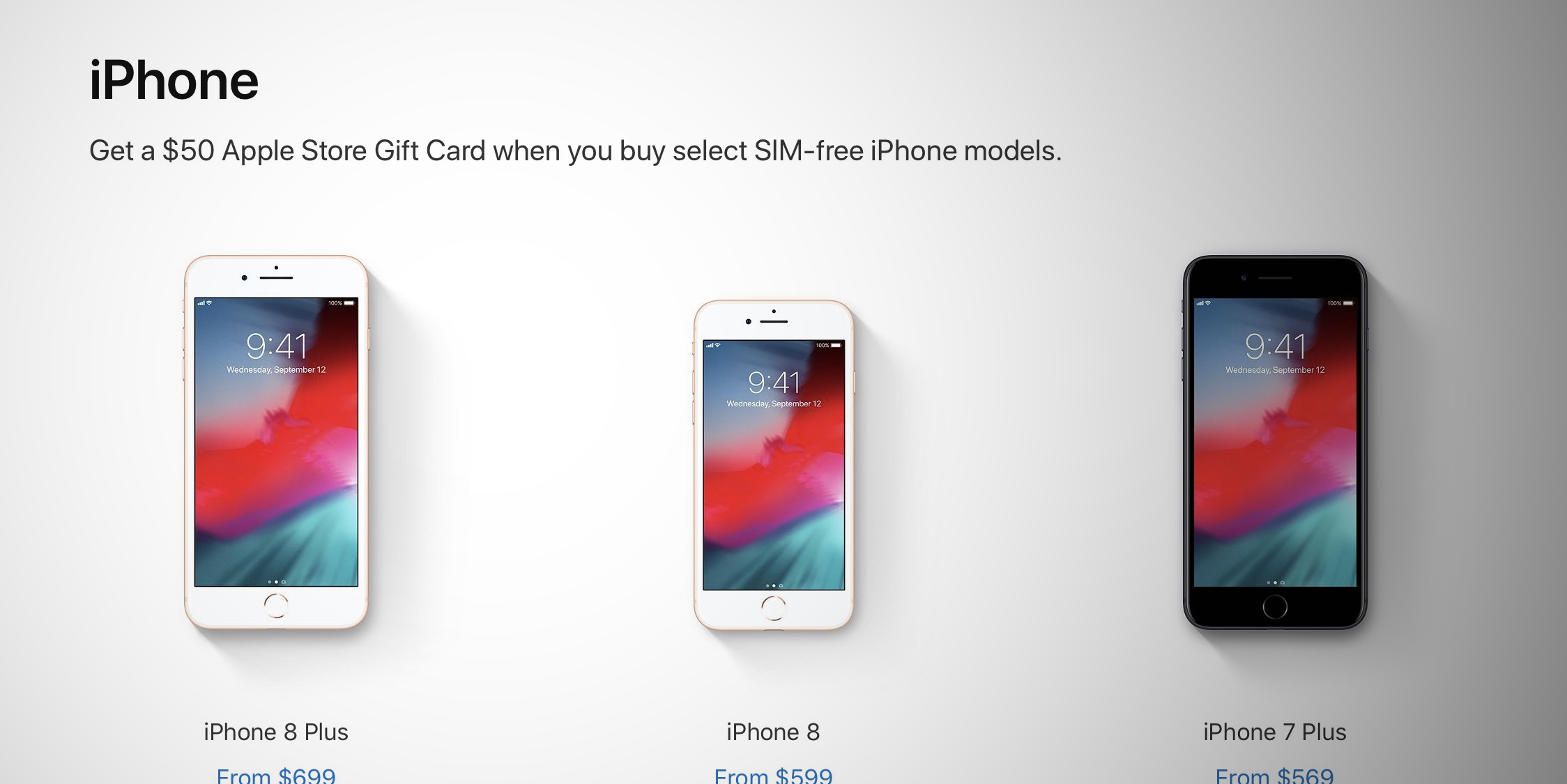 Apple Black Friday Sale Live In The Us Apple Store Gift Cards When