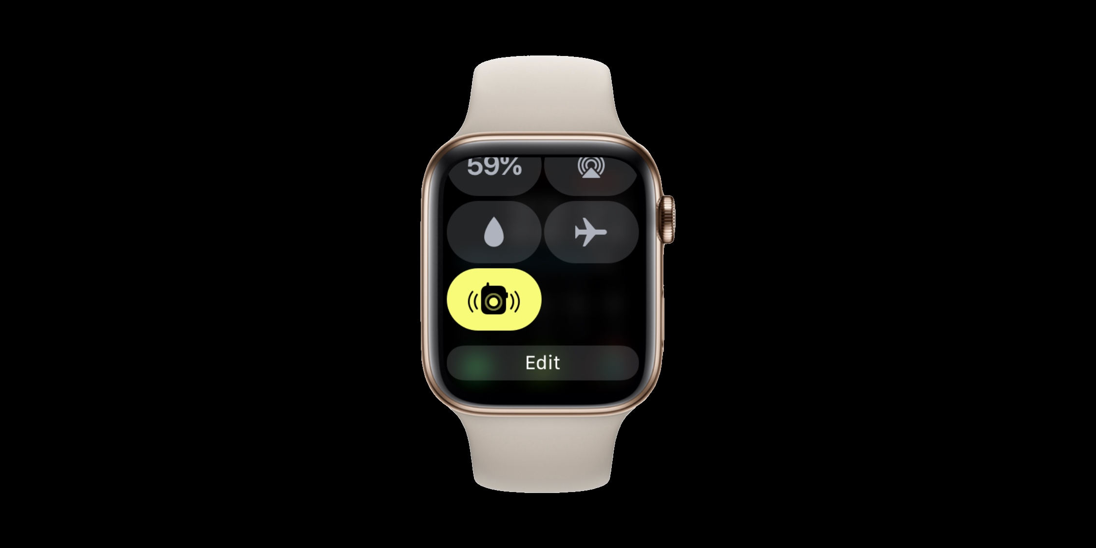watchOS 5.1.2 adds Control Center toggle for Walkie-Talkie availability