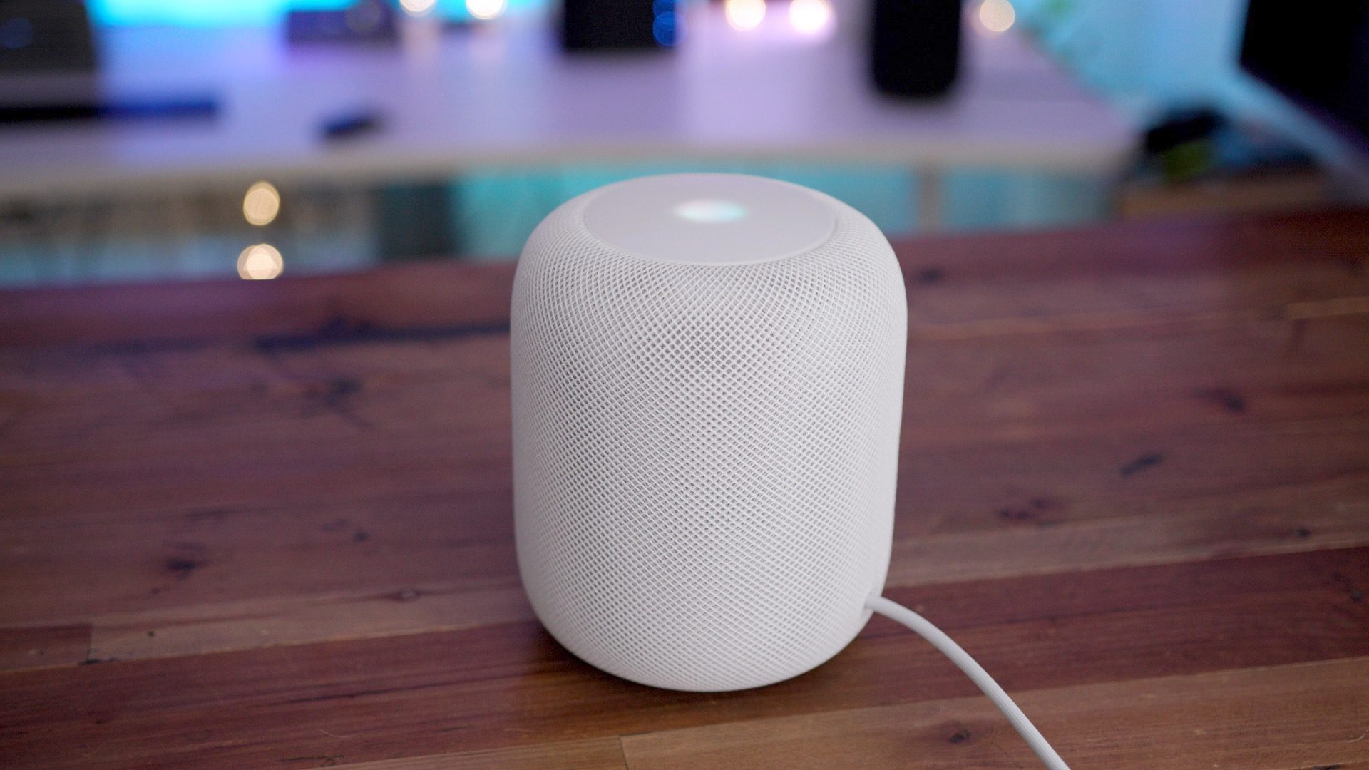 Apple details how the HomePod uses machine learning to ignore noisy surroundings for Siri requests