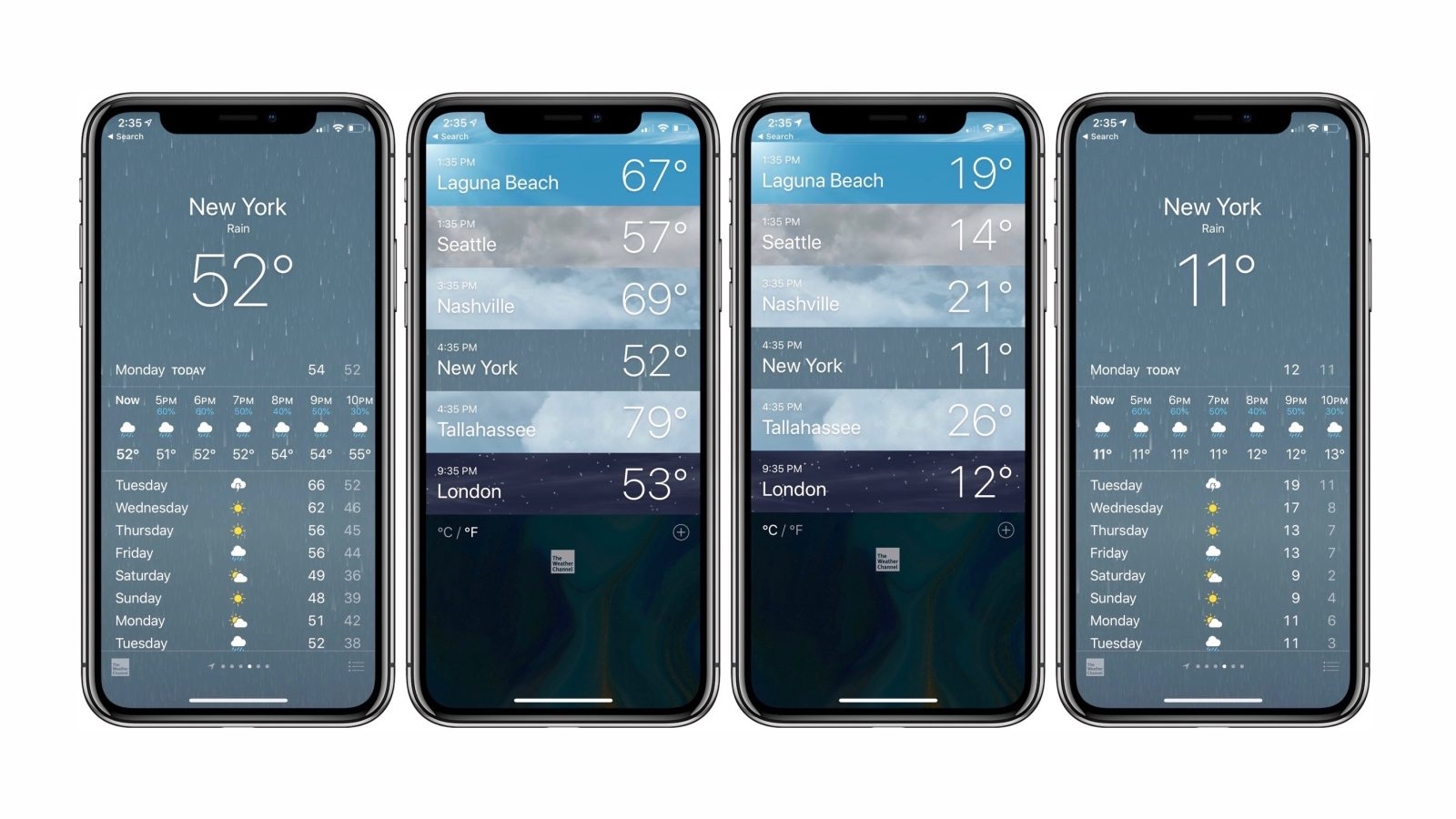 How To Change Between Fahrenheit And Celsius On IPhone