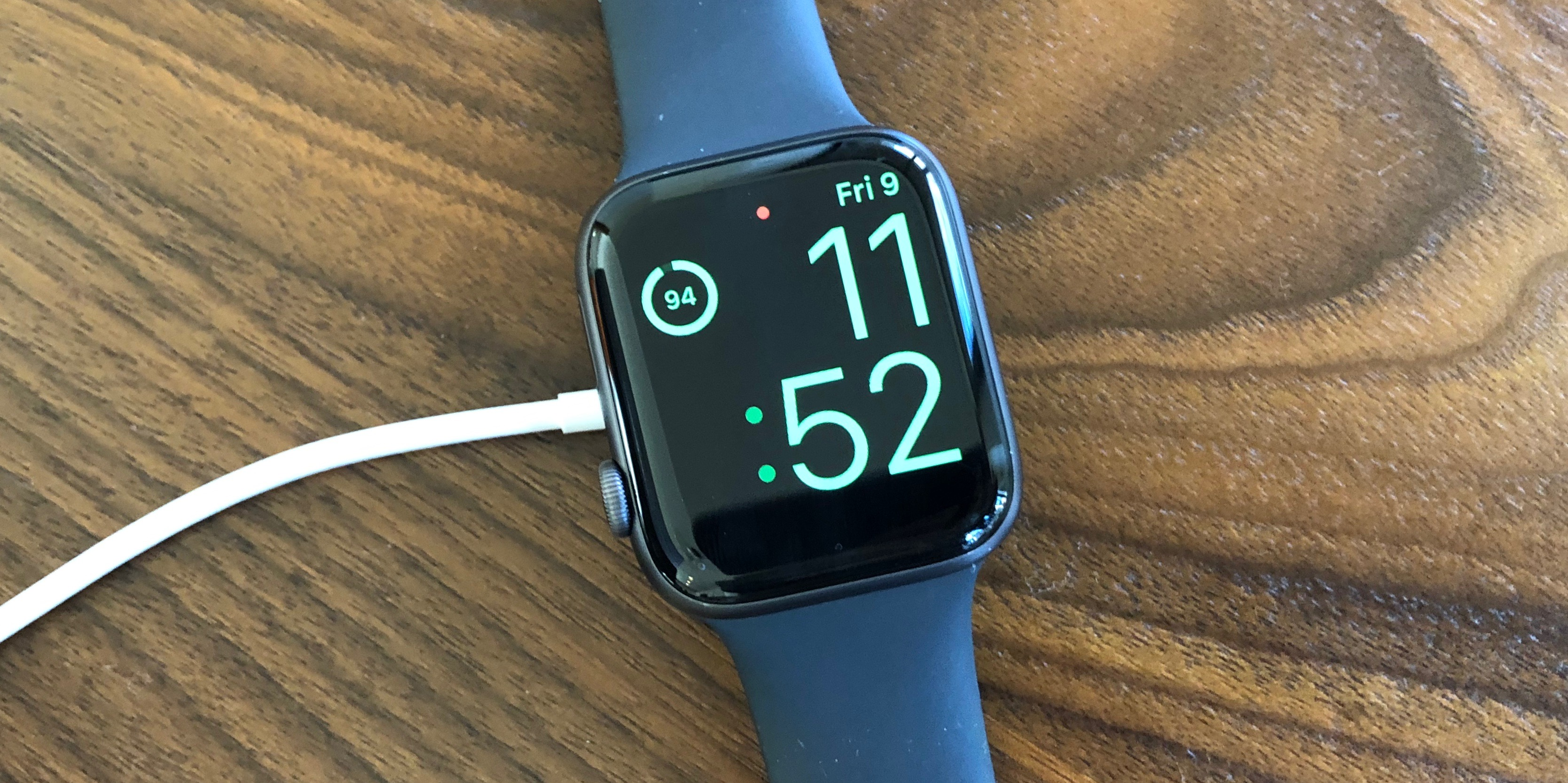 how to charge apple watch and check battery life 9to5mac