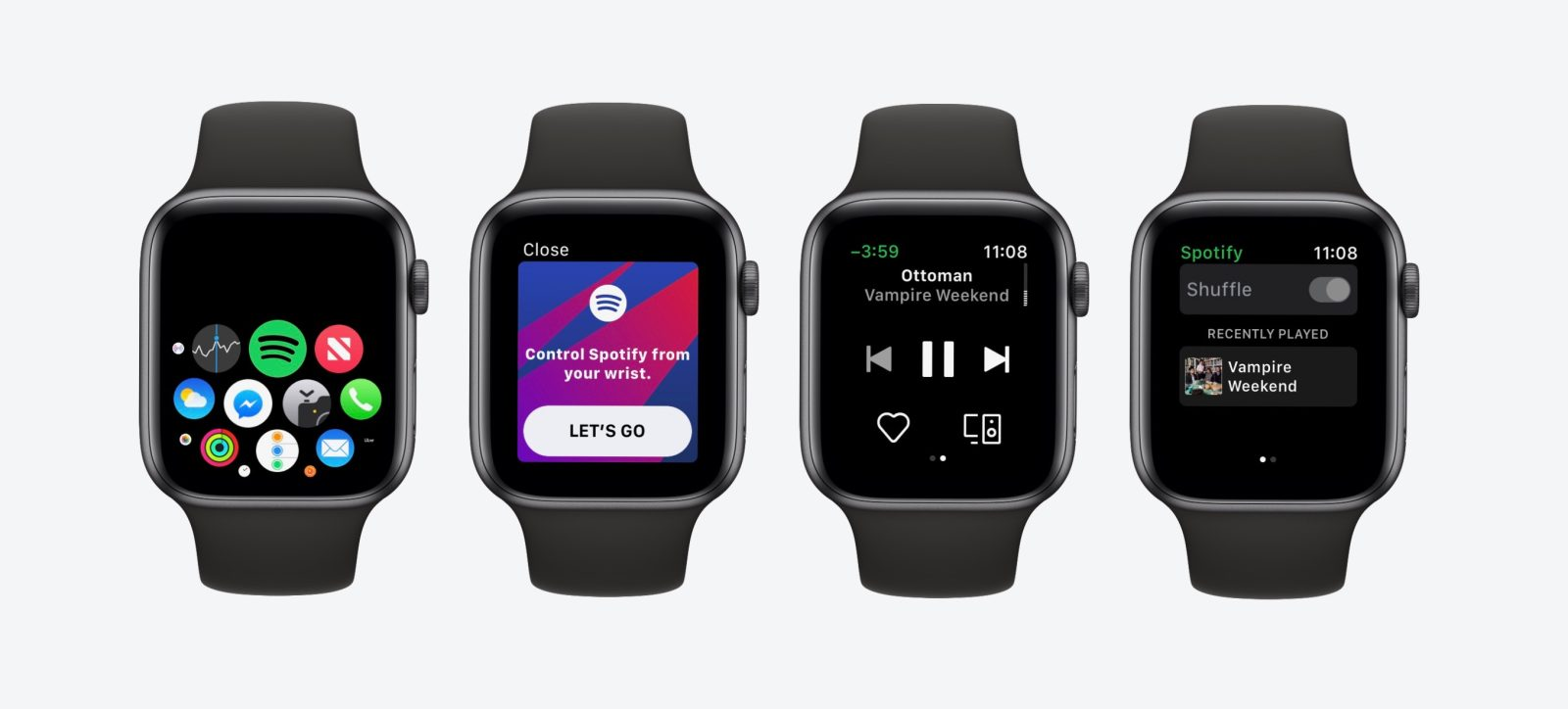 How to get Spotify on Apple Watch - 9to5Mac