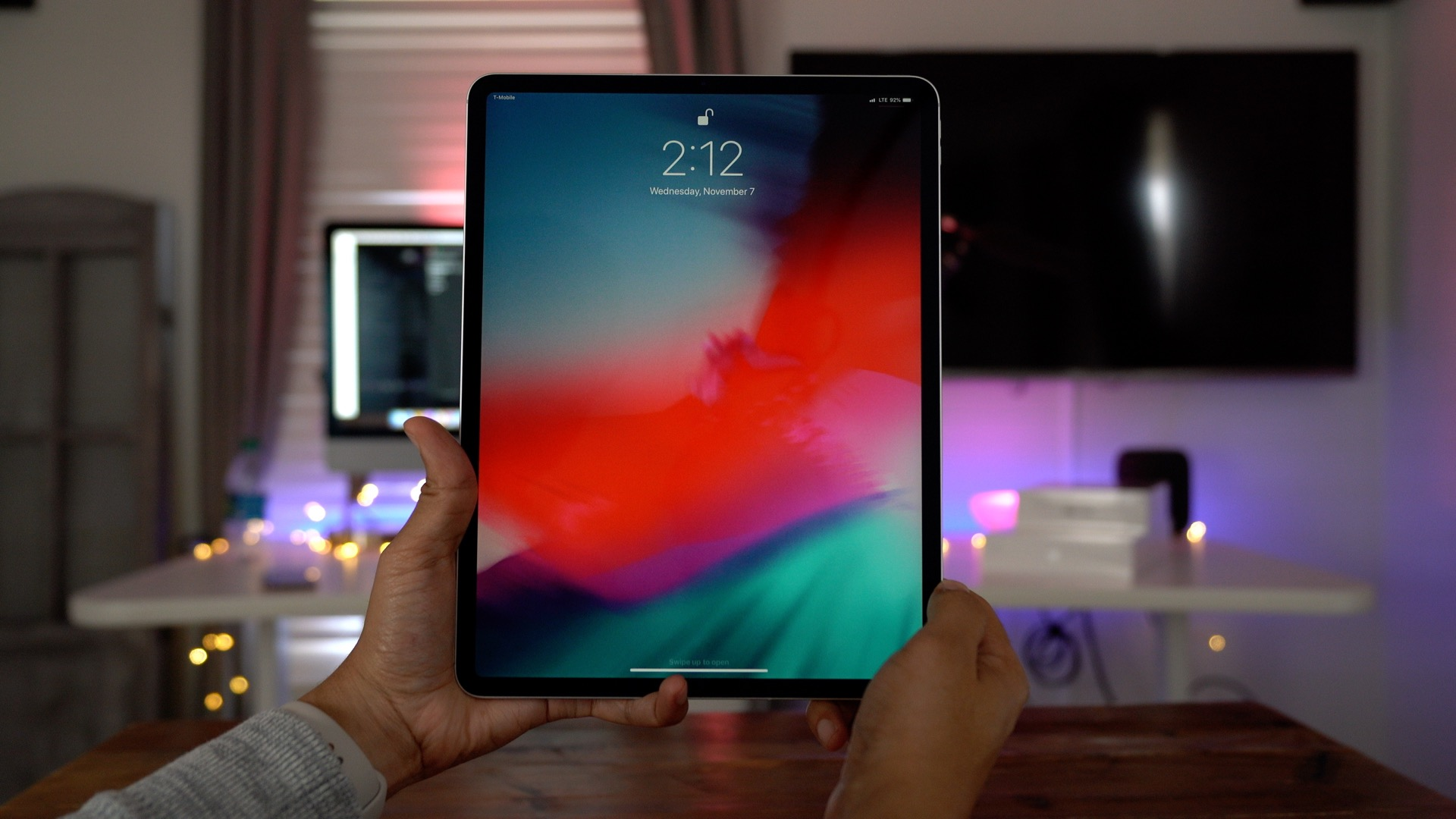 Comment: Face ID on the new iPad Pro is even better than it is on the iPhone