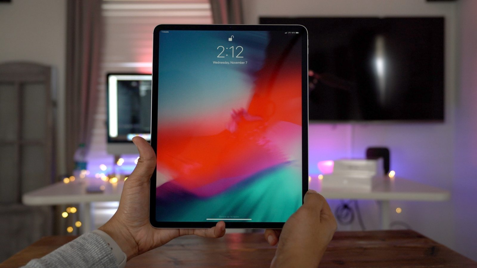 iPad Pro Face ID first impressions compared to iPhone XS - 9to5Mac