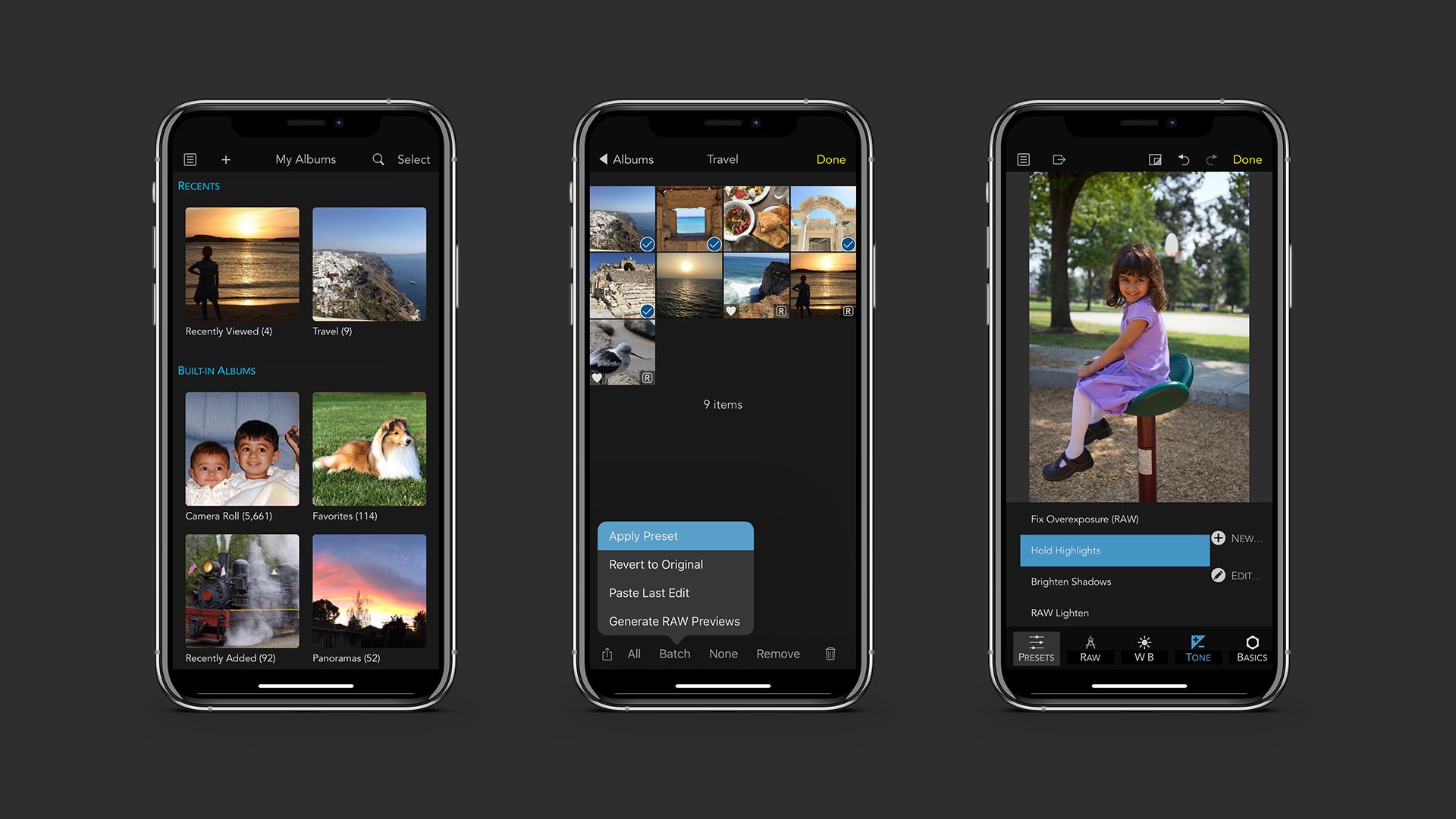 Raw Power 2.0, un editor de fotos brillante para macOS e iOS 2