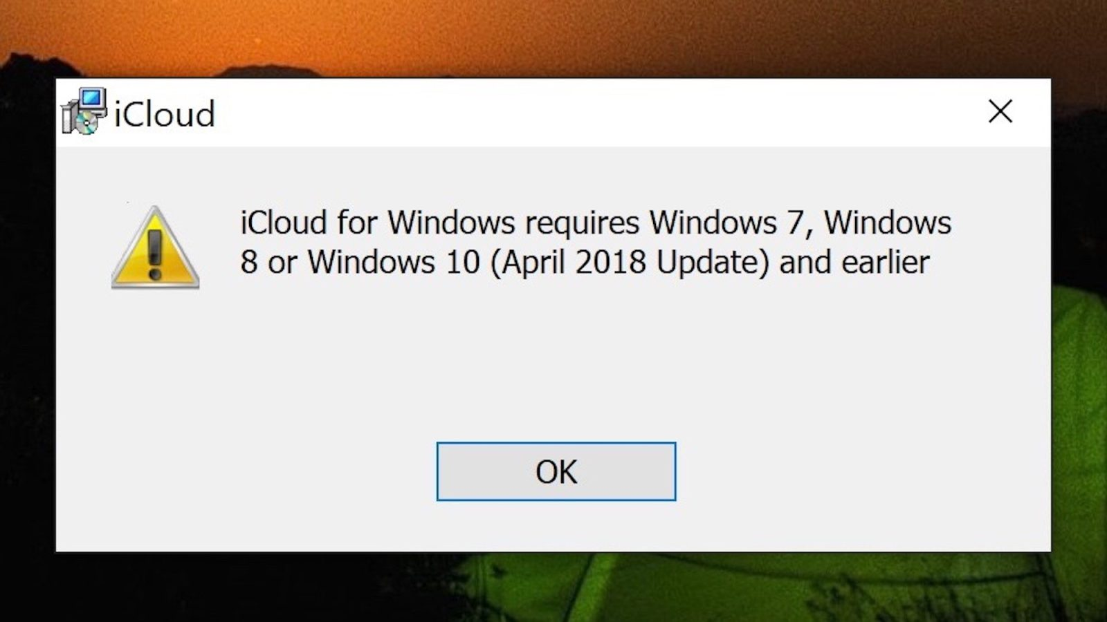 Microsoft and Apple working together to resolve iCloud for Windows compatibility issues