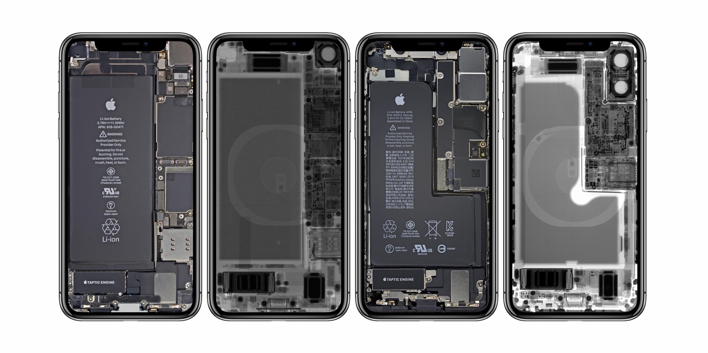 Wallpaper smartphone hit