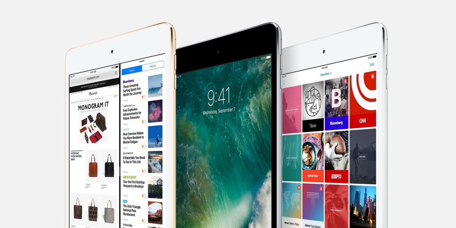 iPad mini in education