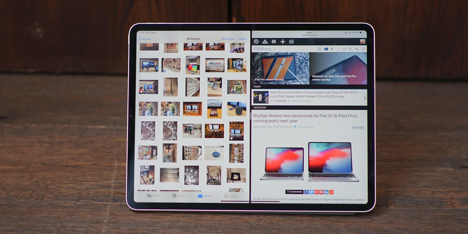 photo image iPad Pro Diary: I can't put this thing down, but we really need 'padOS'
