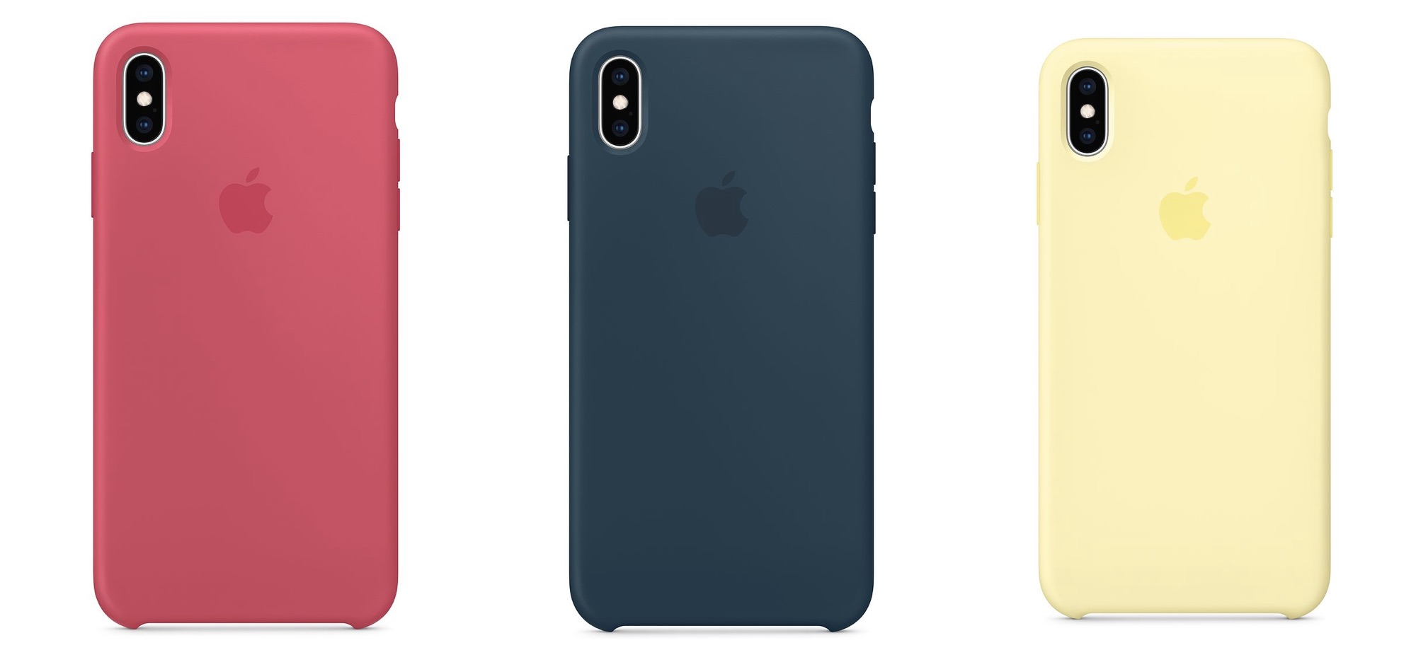 Apple releases new iPhone XS case and Apple Watch sport band colors, still no iPhone XR cases