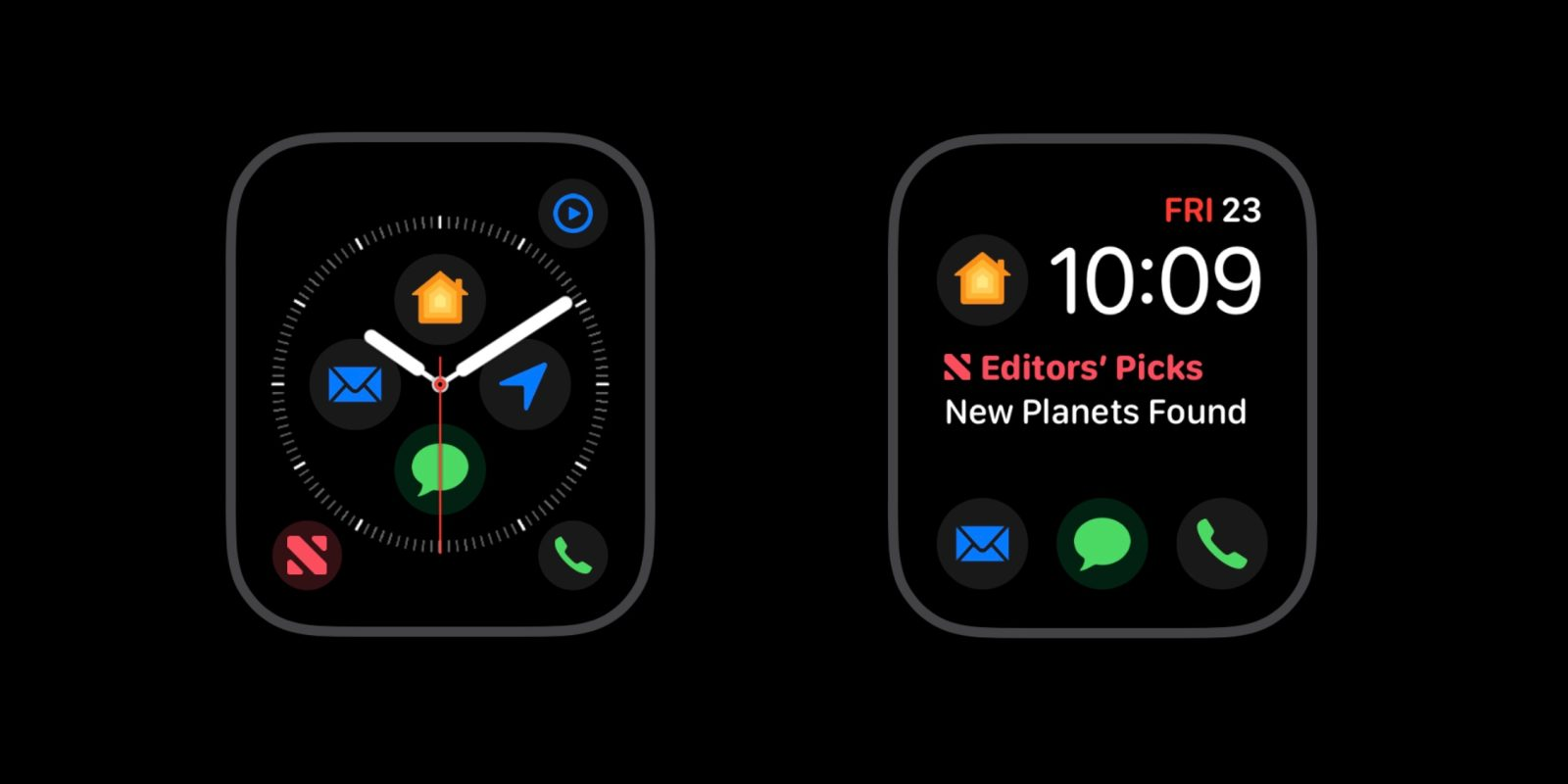 Seven new Apple app complications coming soon to Infograph