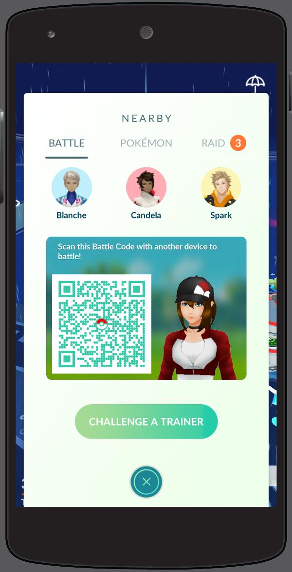 Update: Trainer Battle details revealed, landing soon