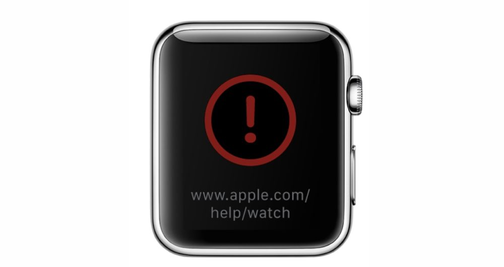 Red Call Apple Watch