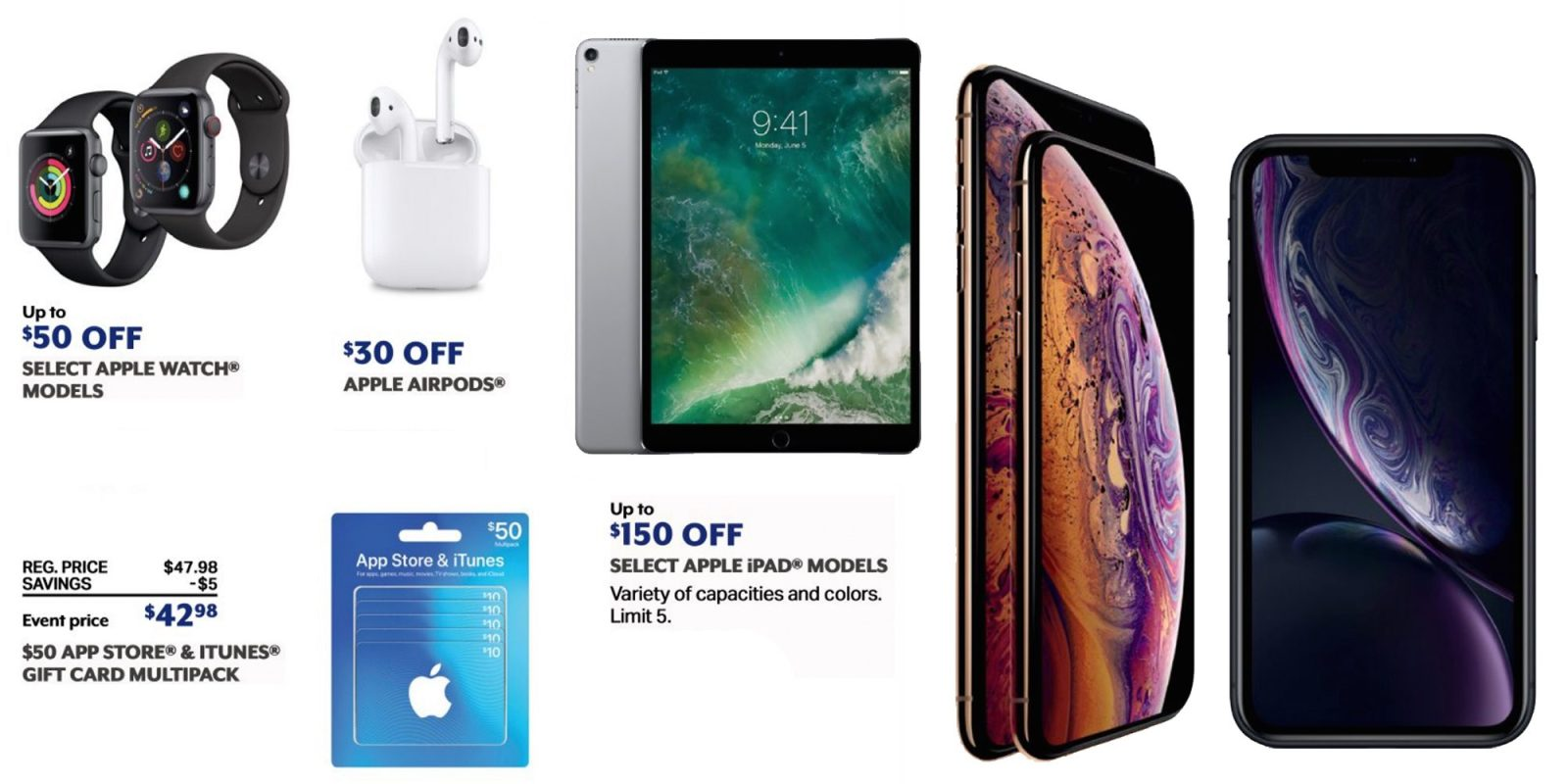Sam?s Club annual 1-day sale delivers deals on AirPods, iPad Pro, TVs, and much more