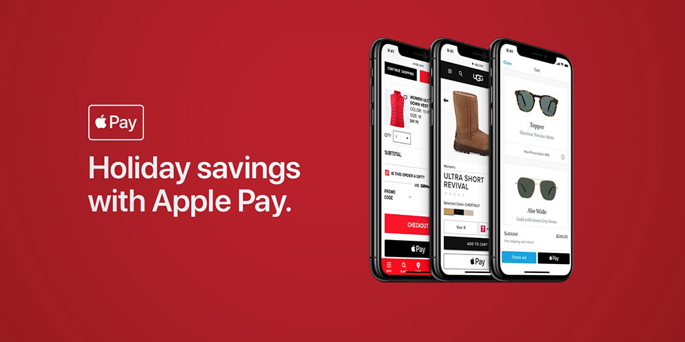 photo image Holiday Apple Pay promo offers discounts, coupons, freebies, and exclusives