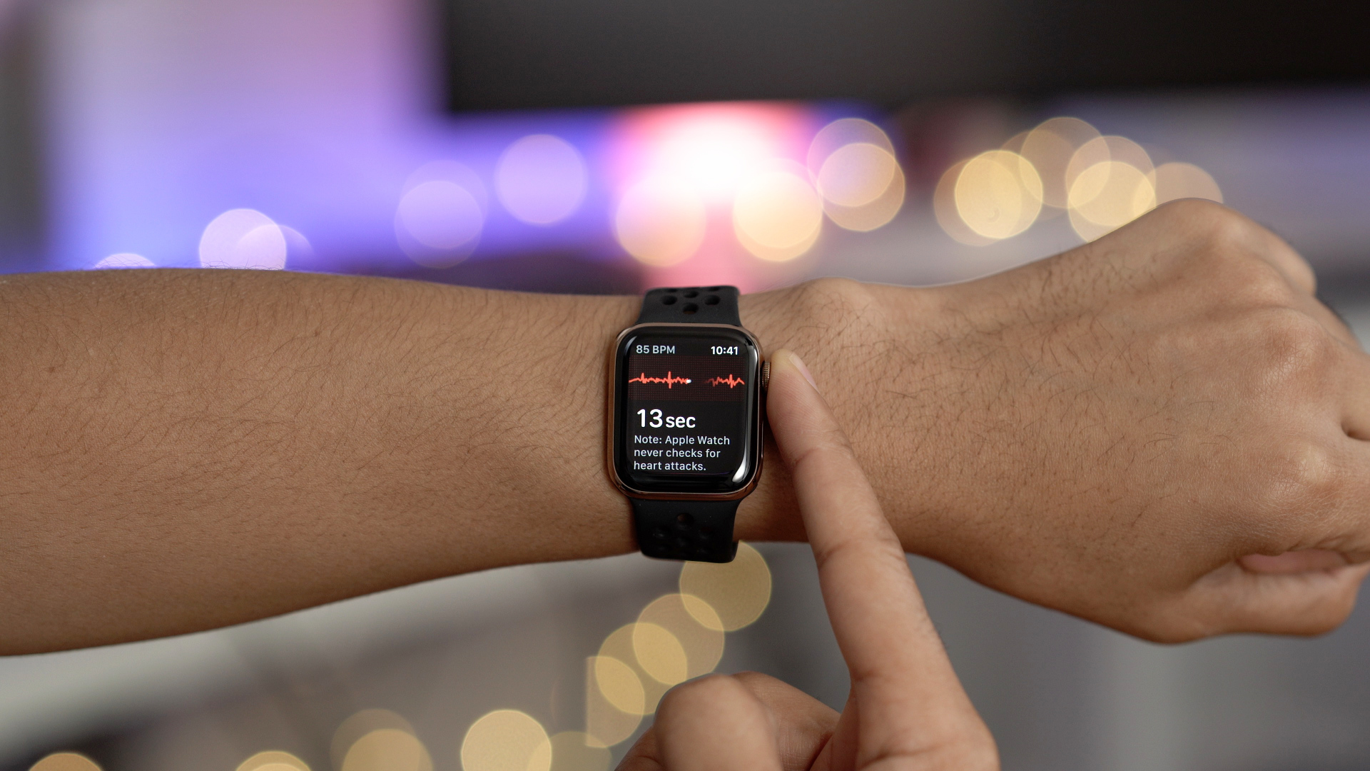 Apple Watch credited with alerting Seattle man his A-fib had returned, potentially preventing stroke