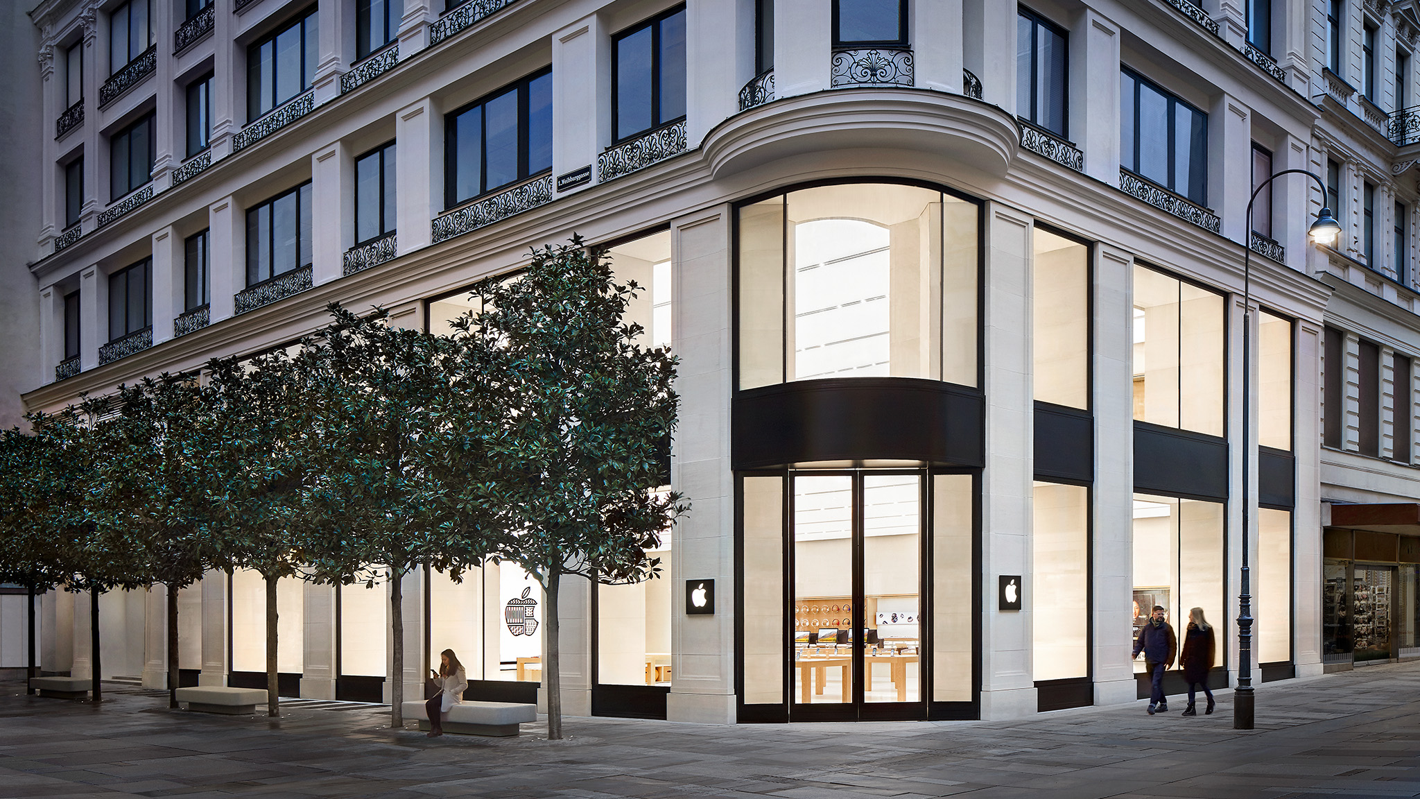 Architecture Creativity Community A Field Guide To Apple Retail