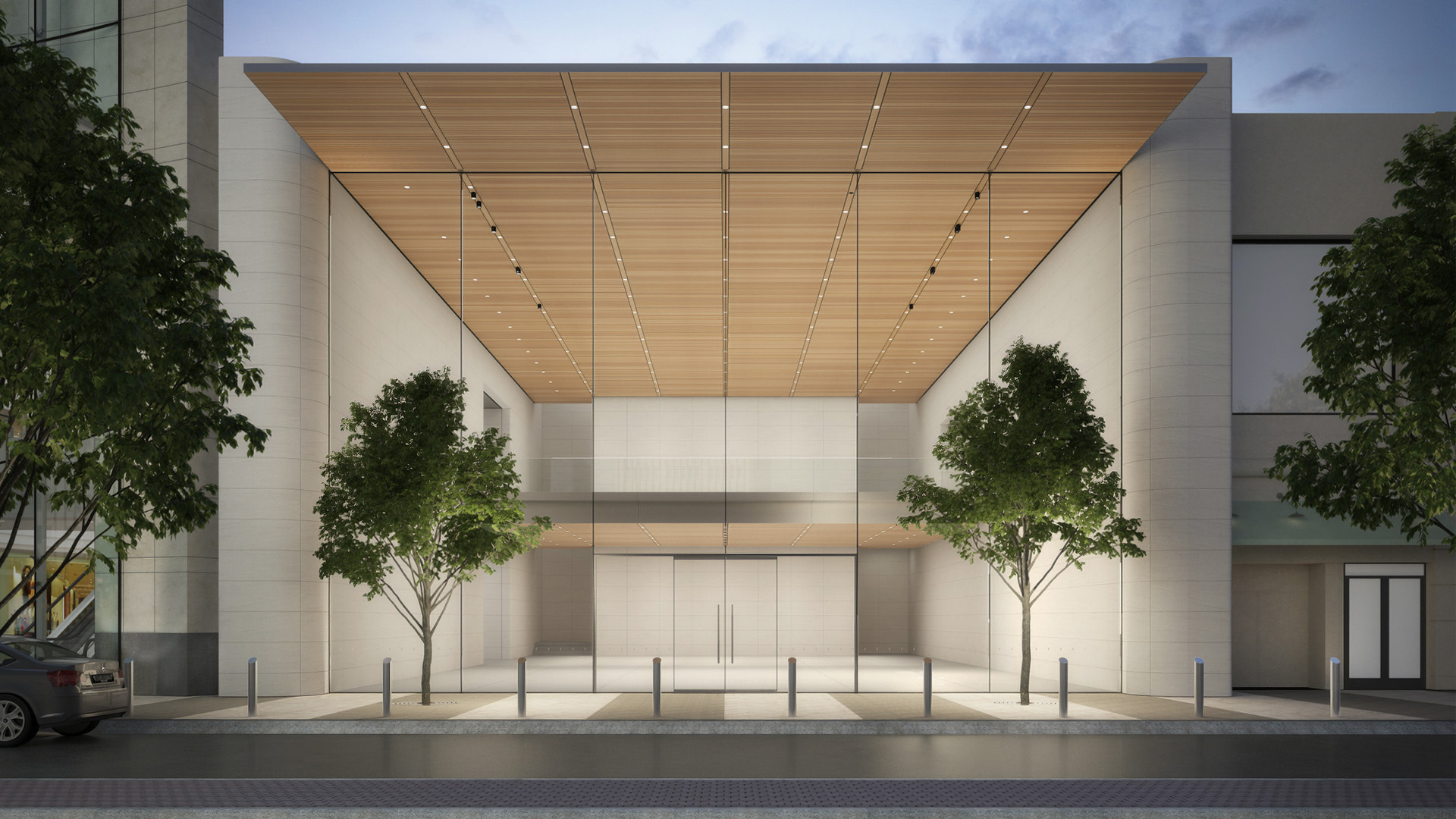 Apple Plans New Multilevel Store For Atlanta S Lenox