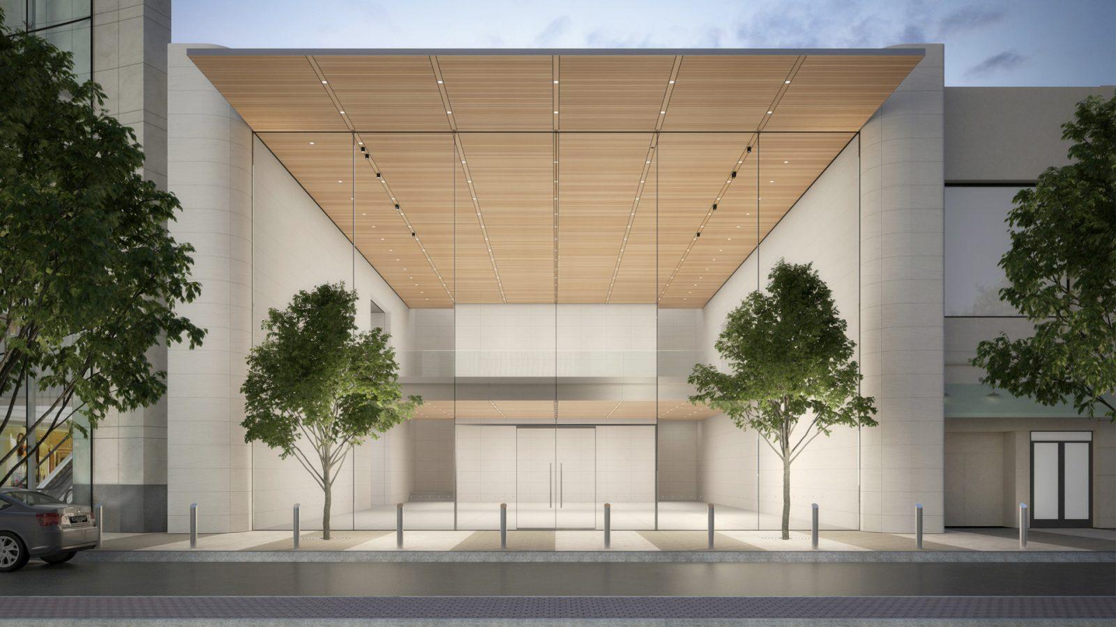 Apple Plans New Multilevel Store For Atlanta S Lenox