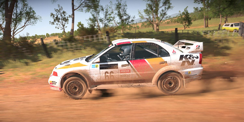 Award-winning Colin McRae rally game DiRT 4 coming to Mac next year [Video]