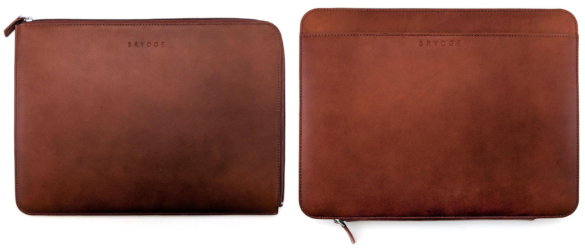 Brydge leather iPad cases