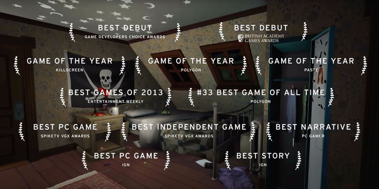 photo image Award-winning story exploration game 'Gone Home' coming to iPhone and iPad on December 11