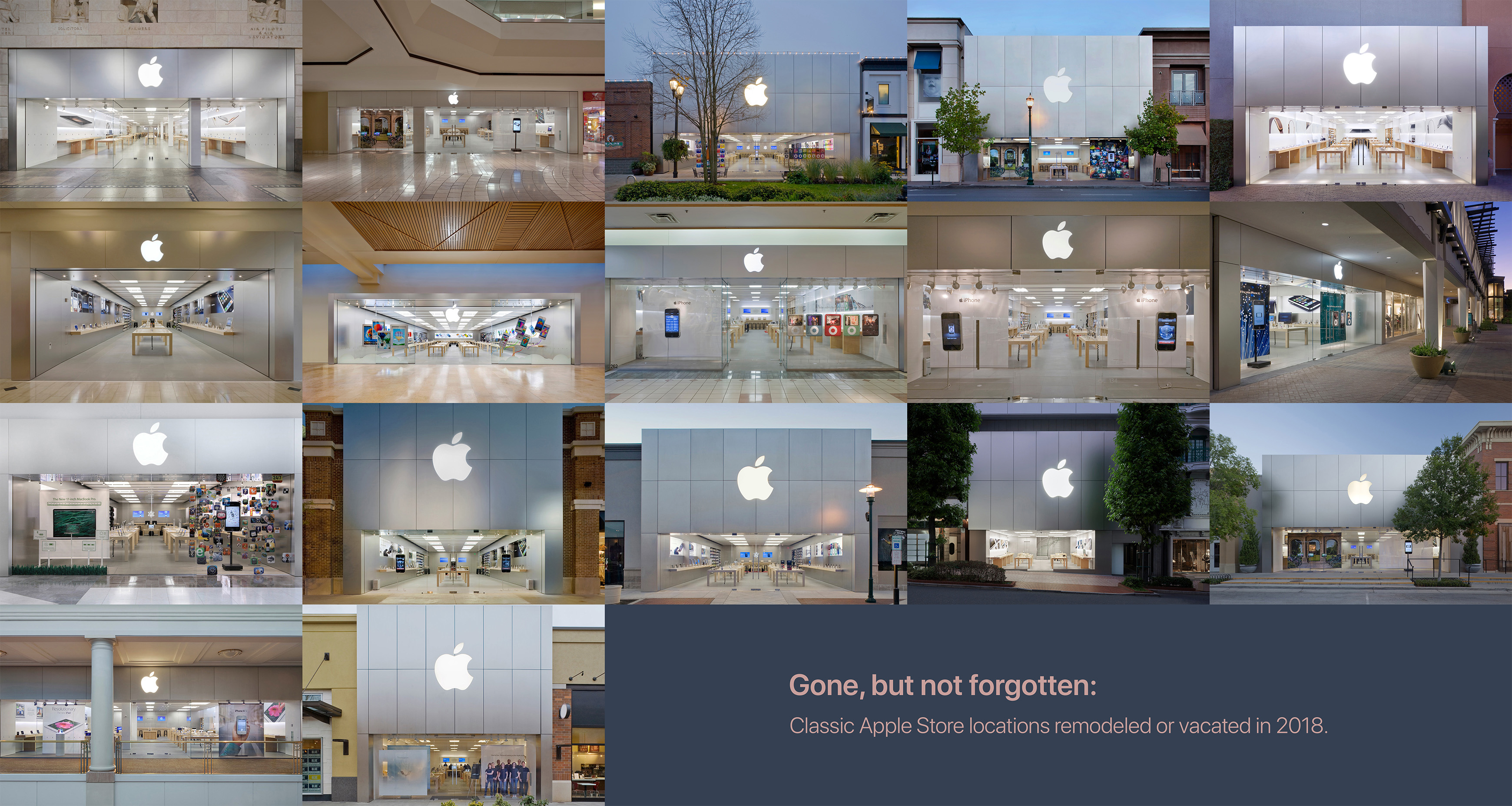 Architecture, creativity, community: A field guide to Apple