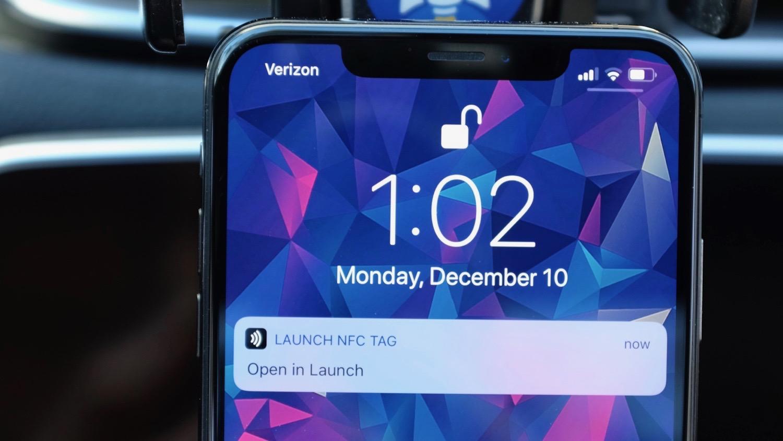 Launch Center Pro adds NFC Triggers, Siri Shortcuts integration, 'True Black' theme, more