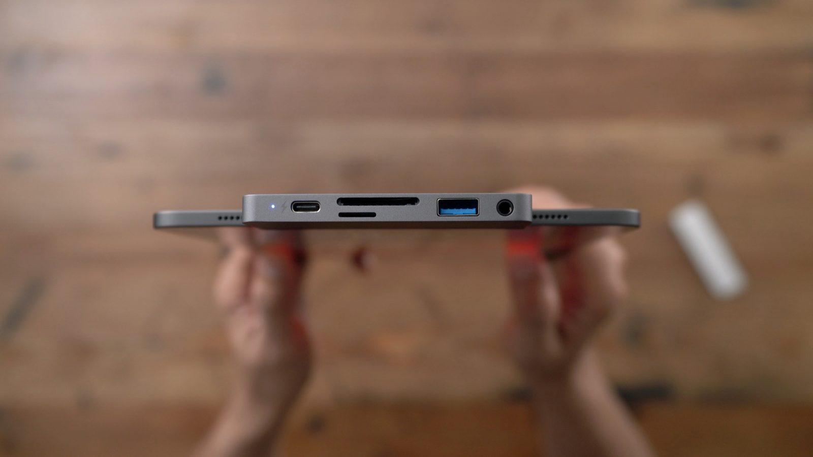 First look: HyperDrive USB-C Hub for 2018 iPad Pro [Video