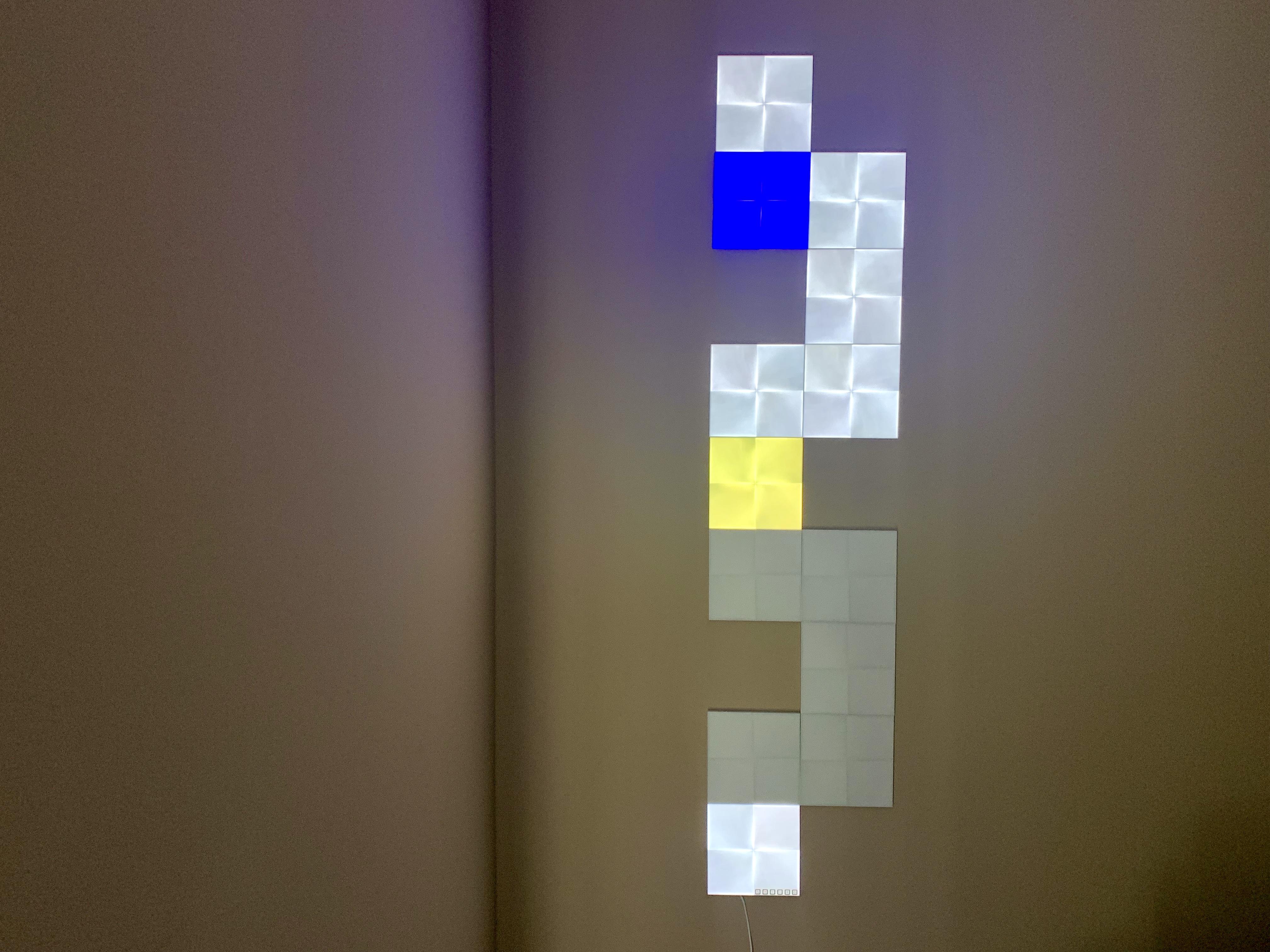 Nanoleaf Light Panels versus Canvas: HomeKit smart lighting - 9to5Mac
